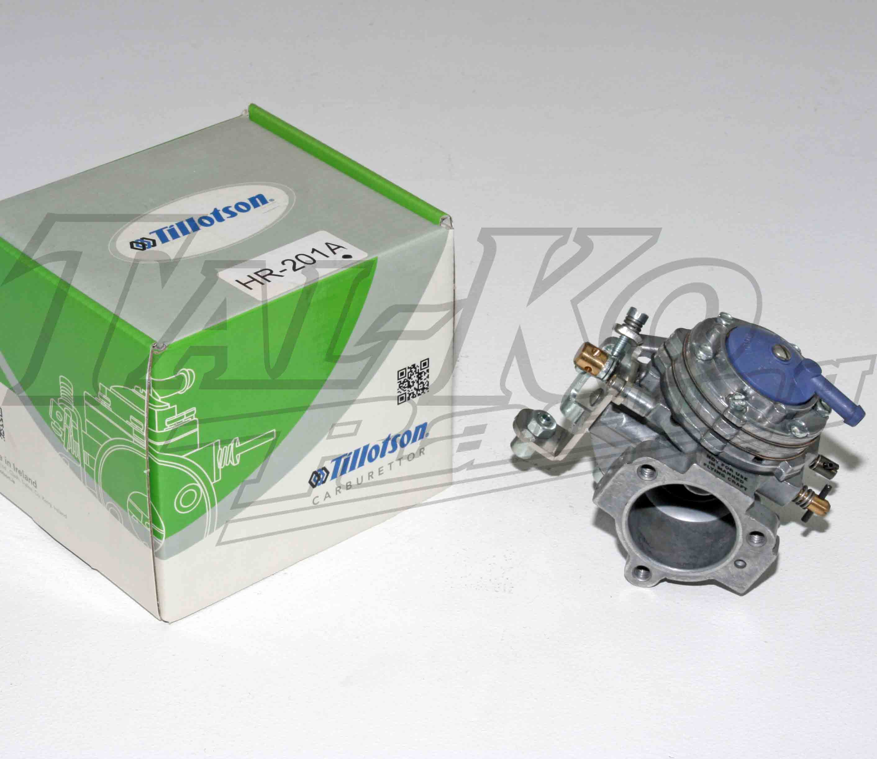 TILLOTSON HR CARB & PARTS
