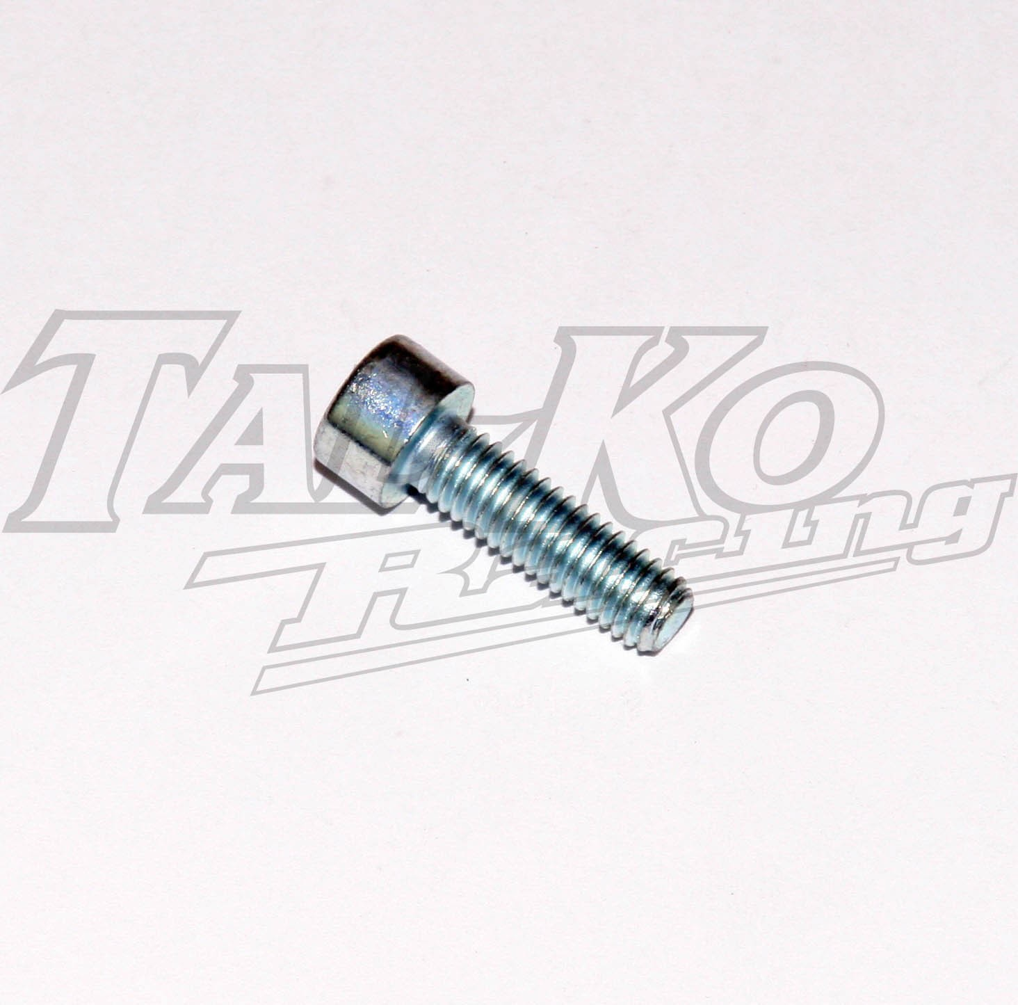 M6 X 20 BOLT ZINC PLATED