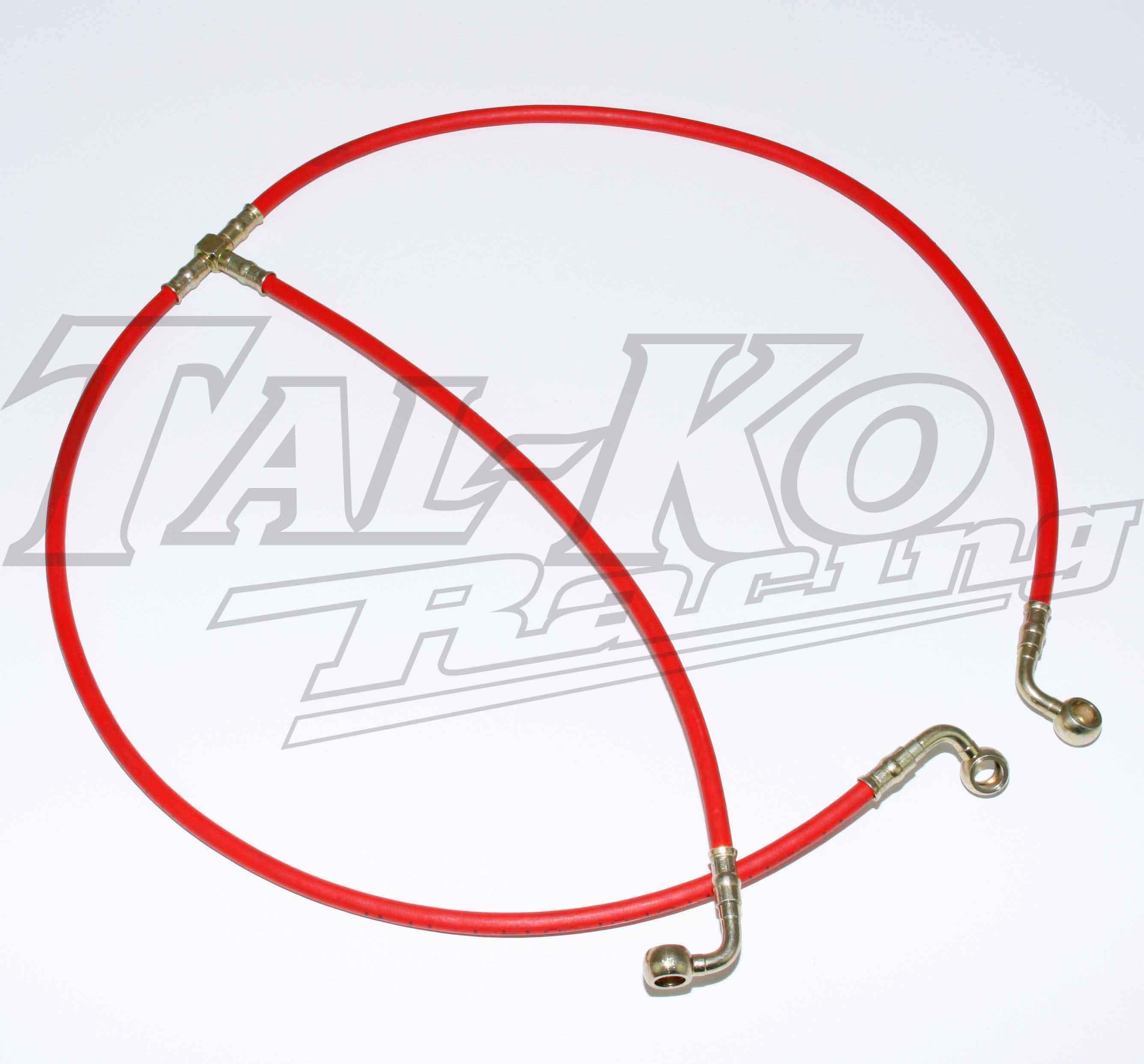 CRG HYDRAULIC BRAKE PIPE 570/360/570