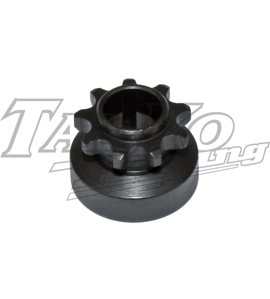 TKM BT82 DIRECT DRIVE  9T SPROCKET