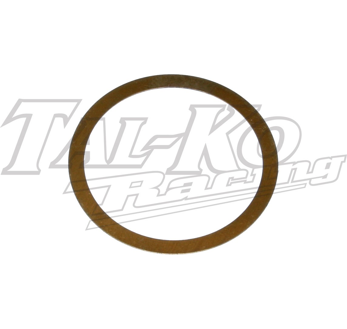 TKM BT82 BRASS SHIM SMALL 0.25