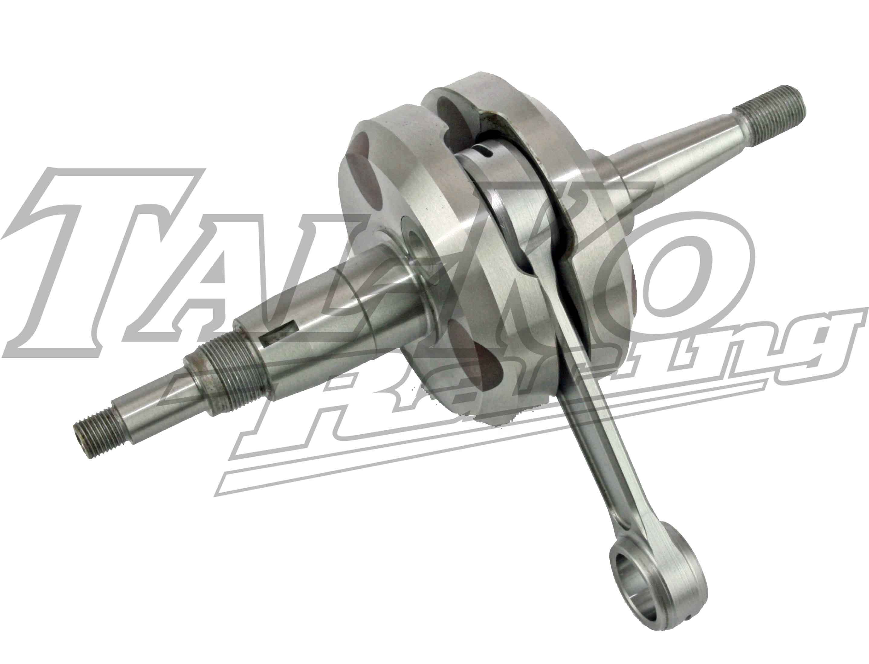 TKM BT82 CRANK ASSEMBLY / V CLUTCH
