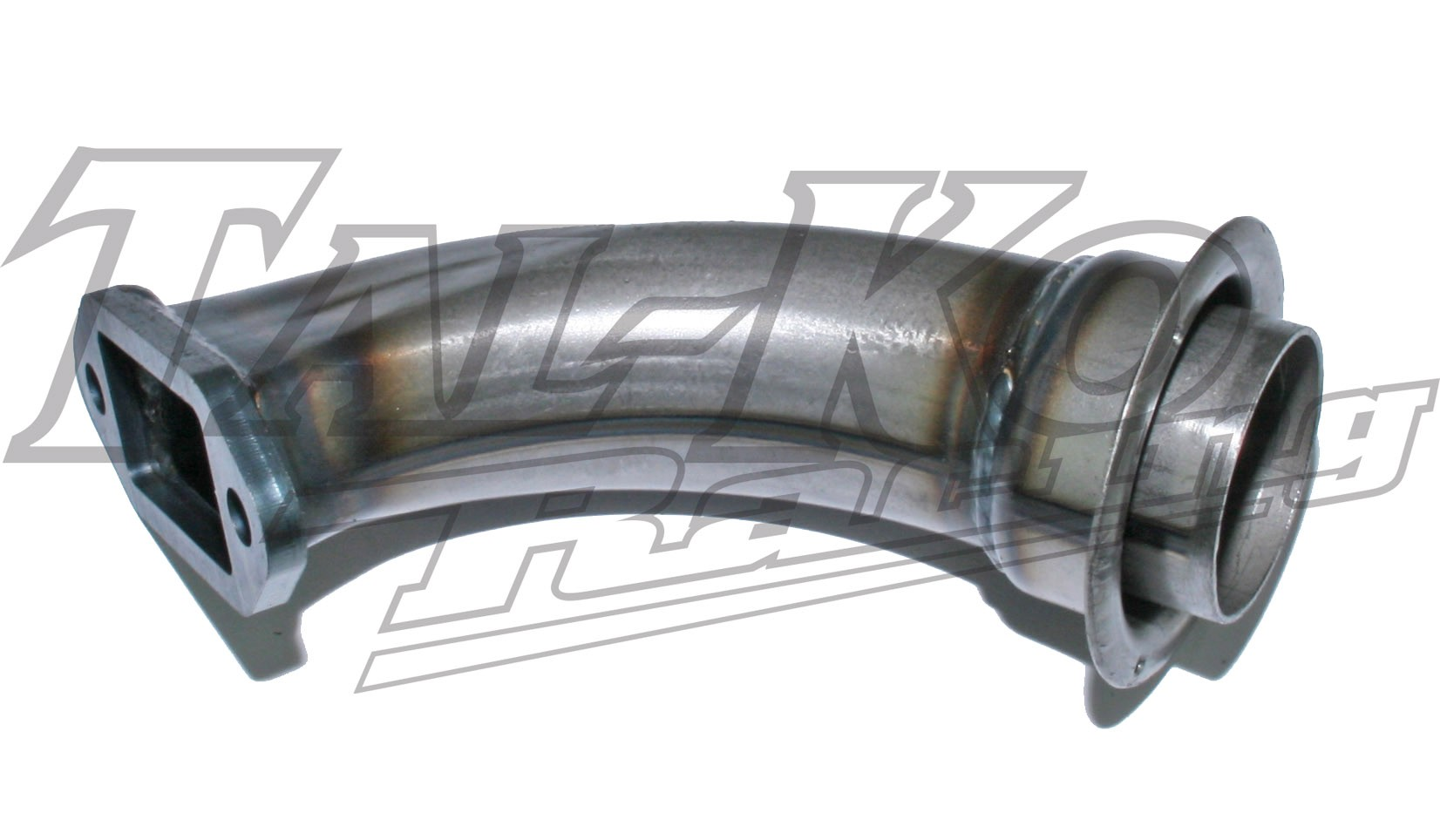 TKM BT82 EXHAUST MANIFOLD BEND 45mm TAG