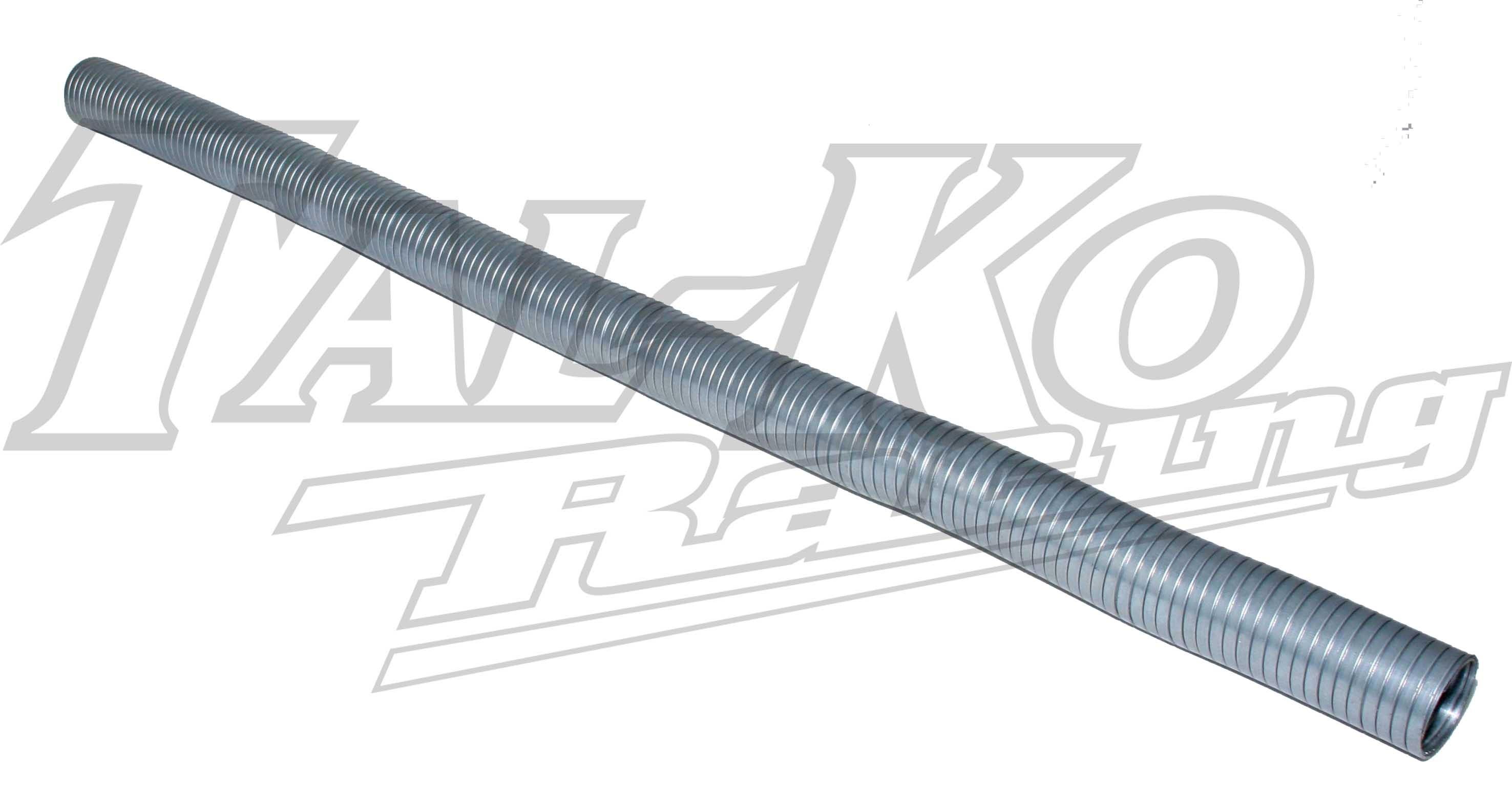 TKM BT82 EXHAUST FLEX TAG BIG O/D  (1 MT)