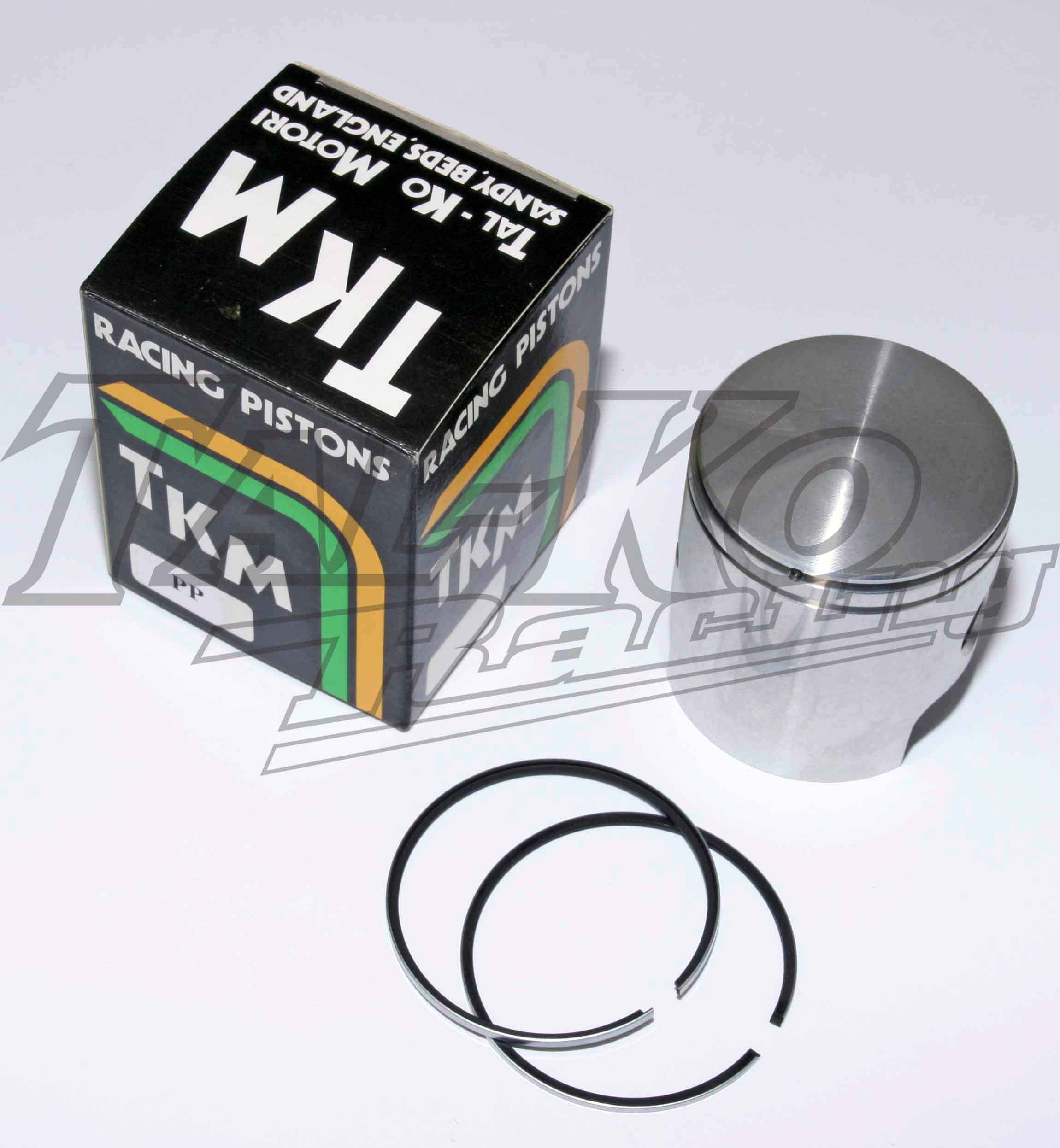 TKM BT82 PISTON + TWIN RING SET 51.24mm 100cc
