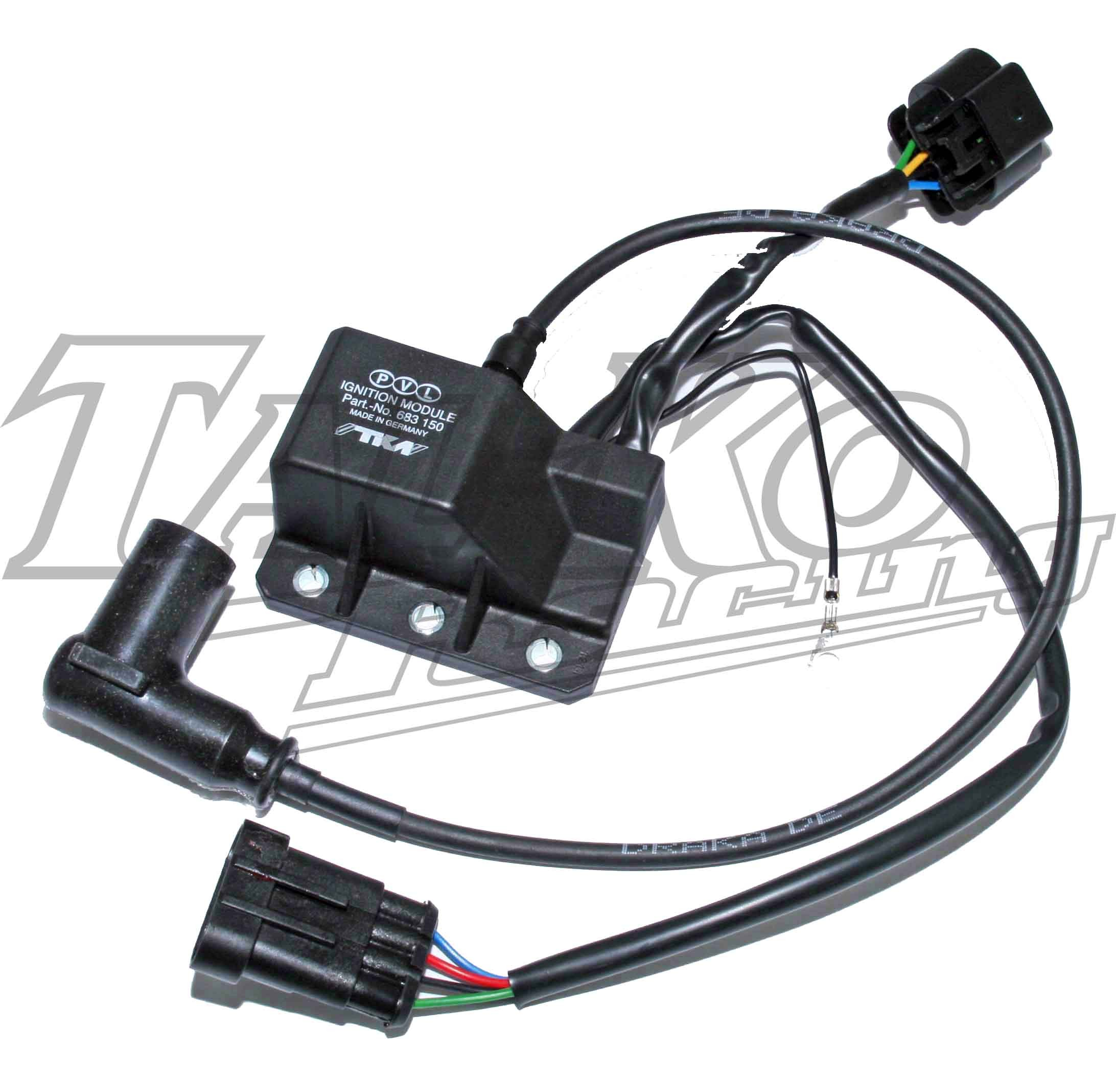 TKM BT82 TAG PVL IGNITION COIL / MODULE