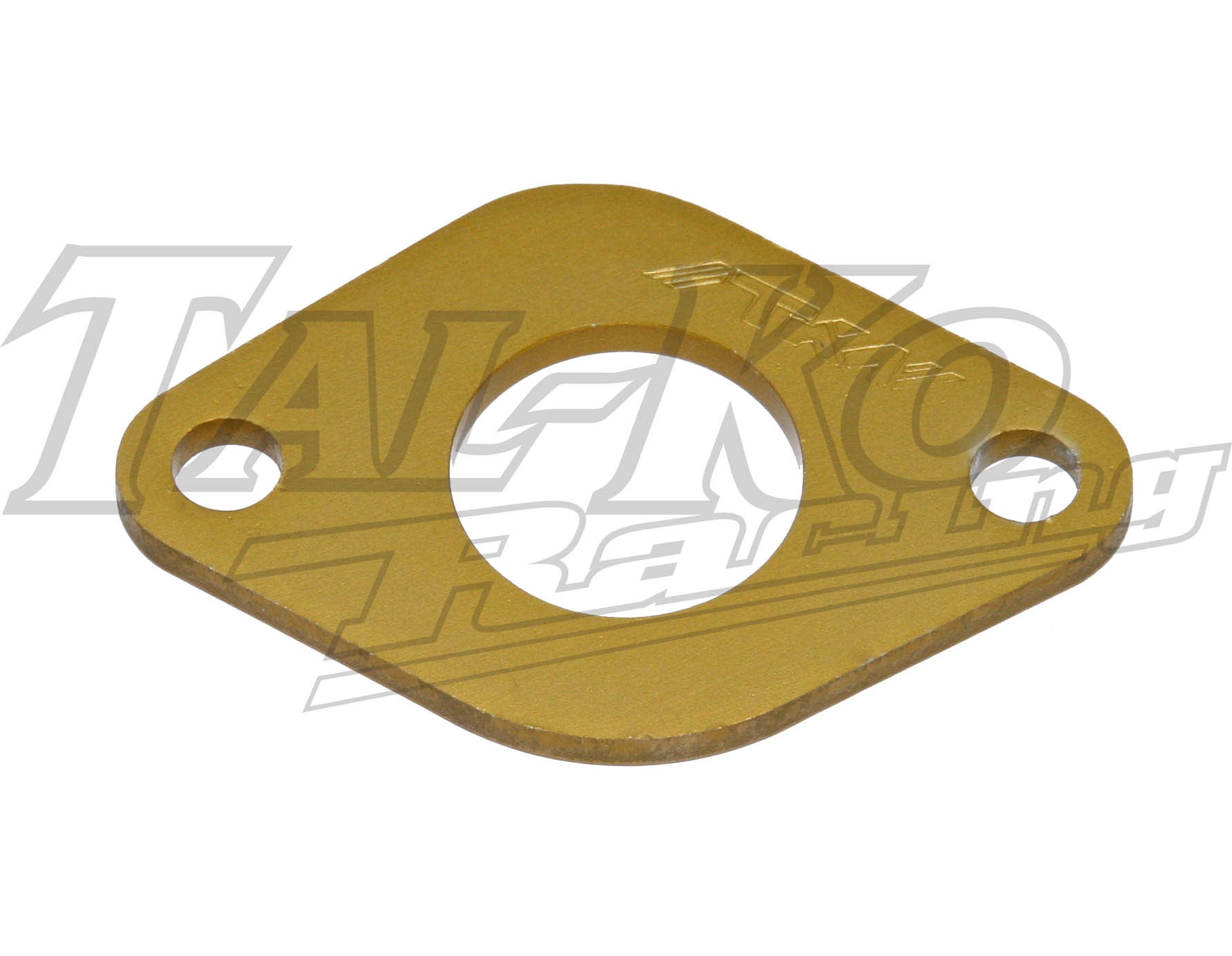 TKM BT82 CARB RESTRICTOR GOLD 20.5mm