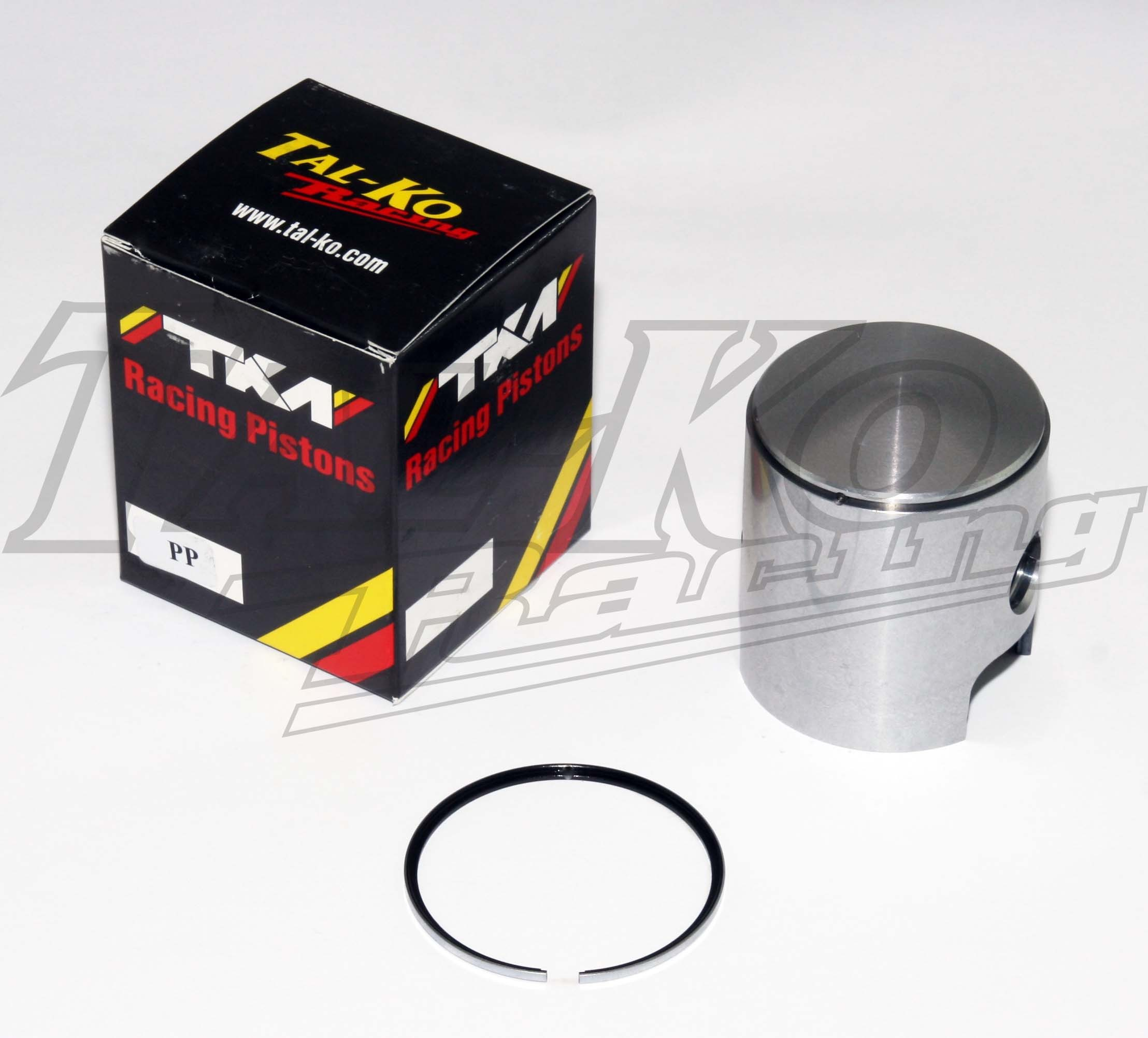 TKM BT82 PISTON + SINGLE TOP RING 51.04mm 100cc