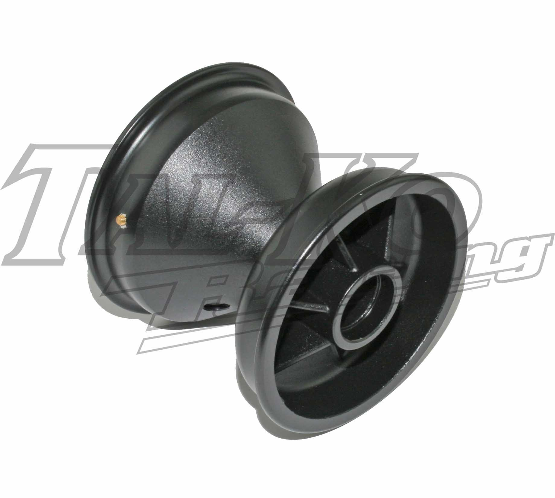 CRG FRONT WHEEL MAG F124-17mm BLACK