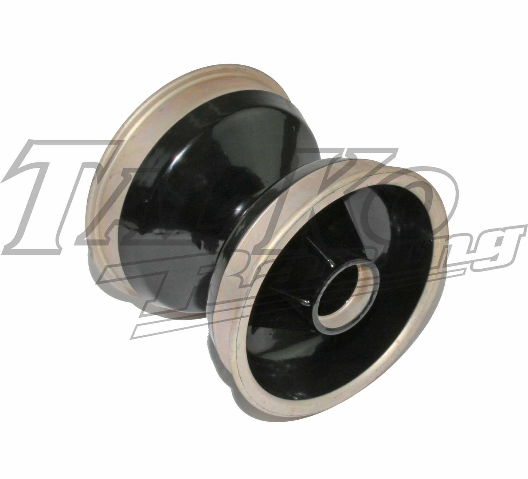 CRG FRONT WHEEL MAG F123-17mm GOLD/BLACK