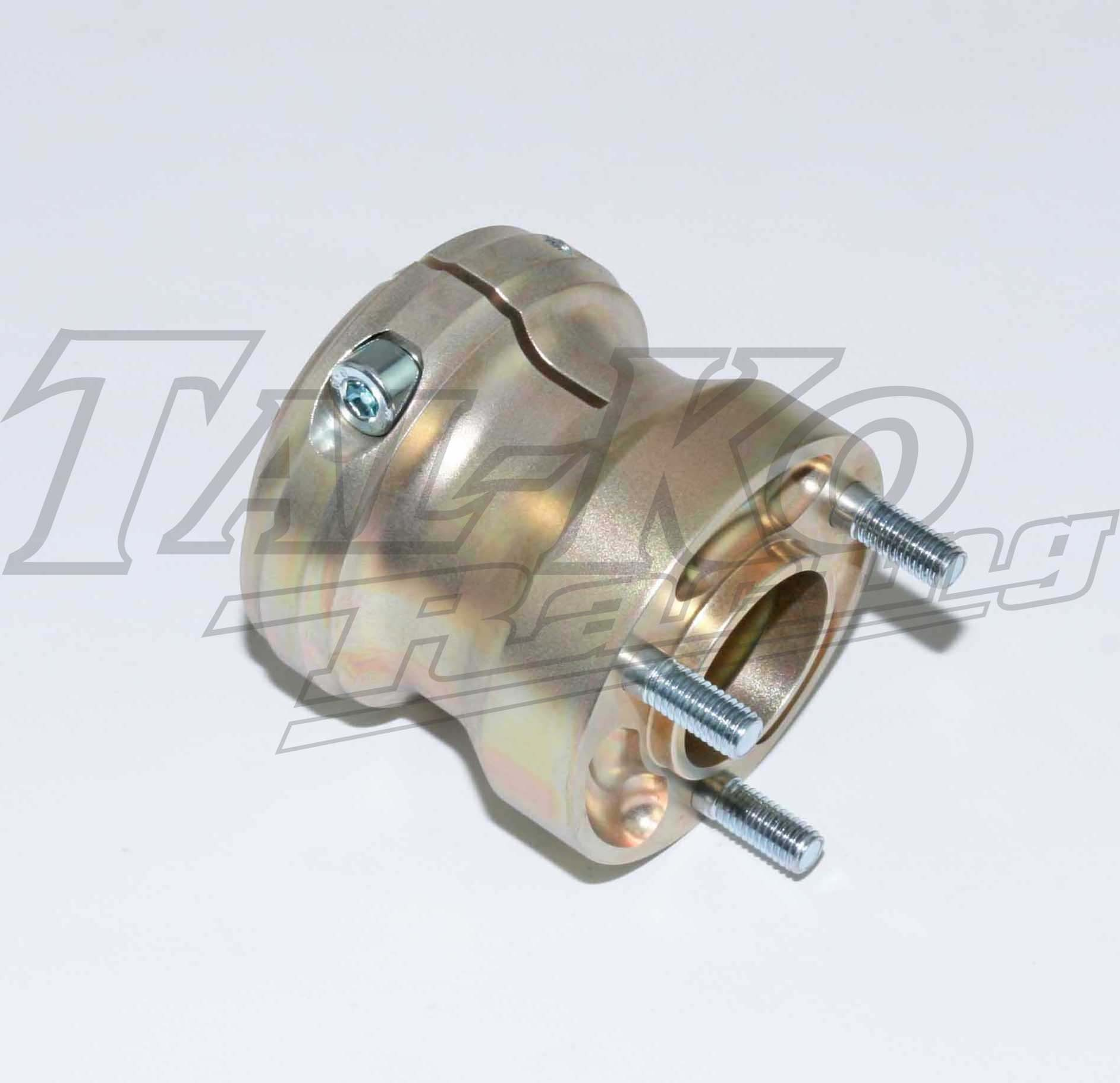 CRG REAR WHEEL HUB MEDIUM 50mm x 78 MAG