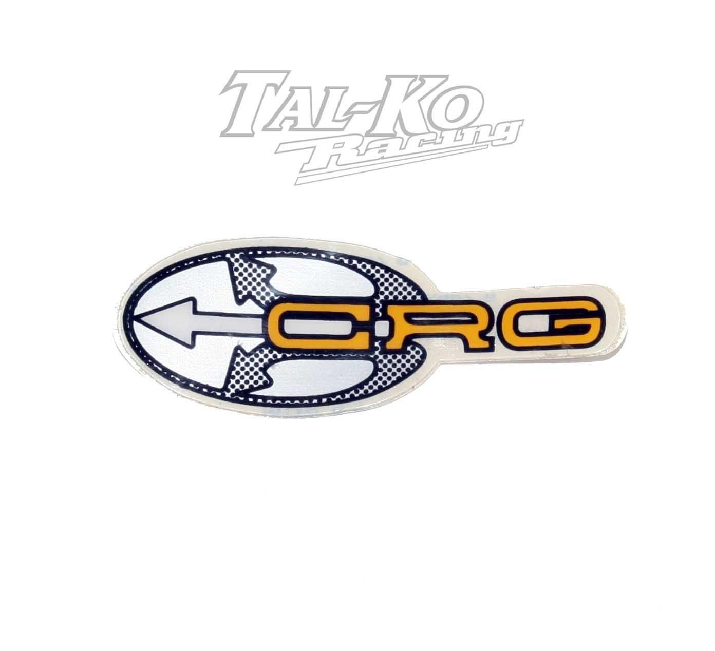 CRG STICKER DECAL ARROW 75 x 28