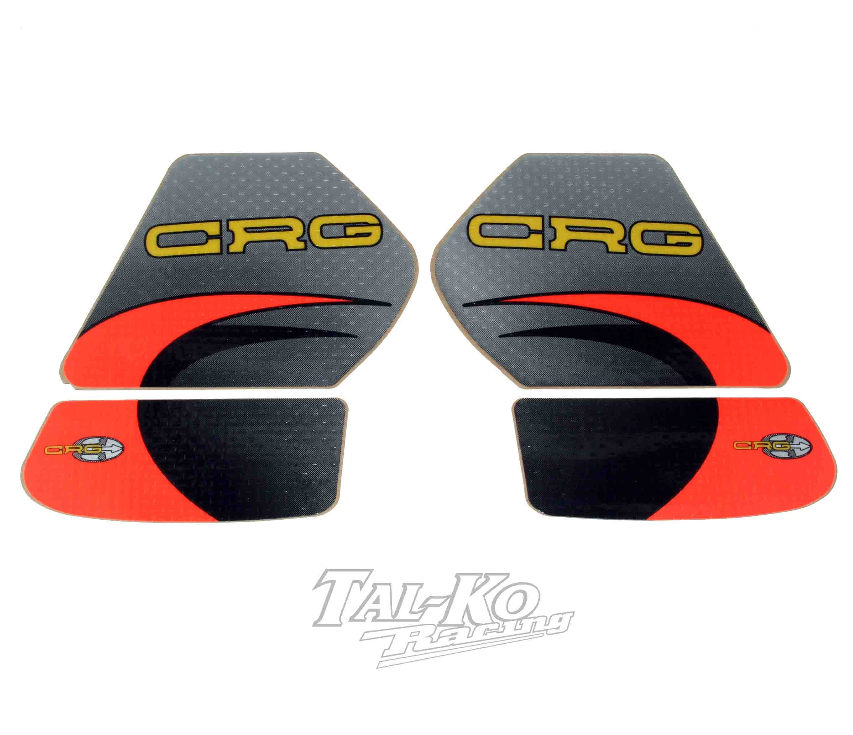 CRG STICKER DECAL TANK KIT 8.5 LIT