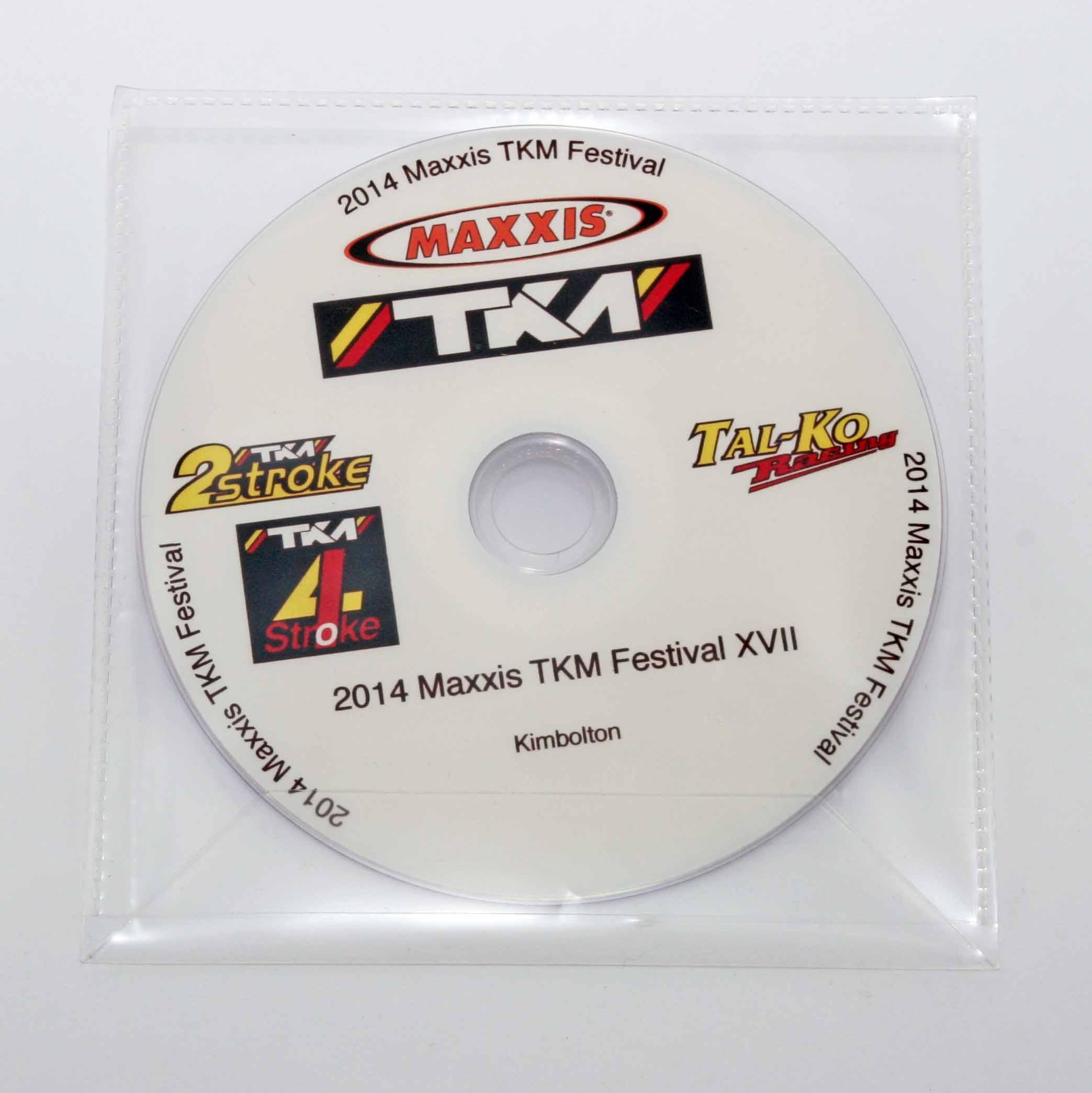 2014 MAXXIS TKM FESTIVAL DVD
