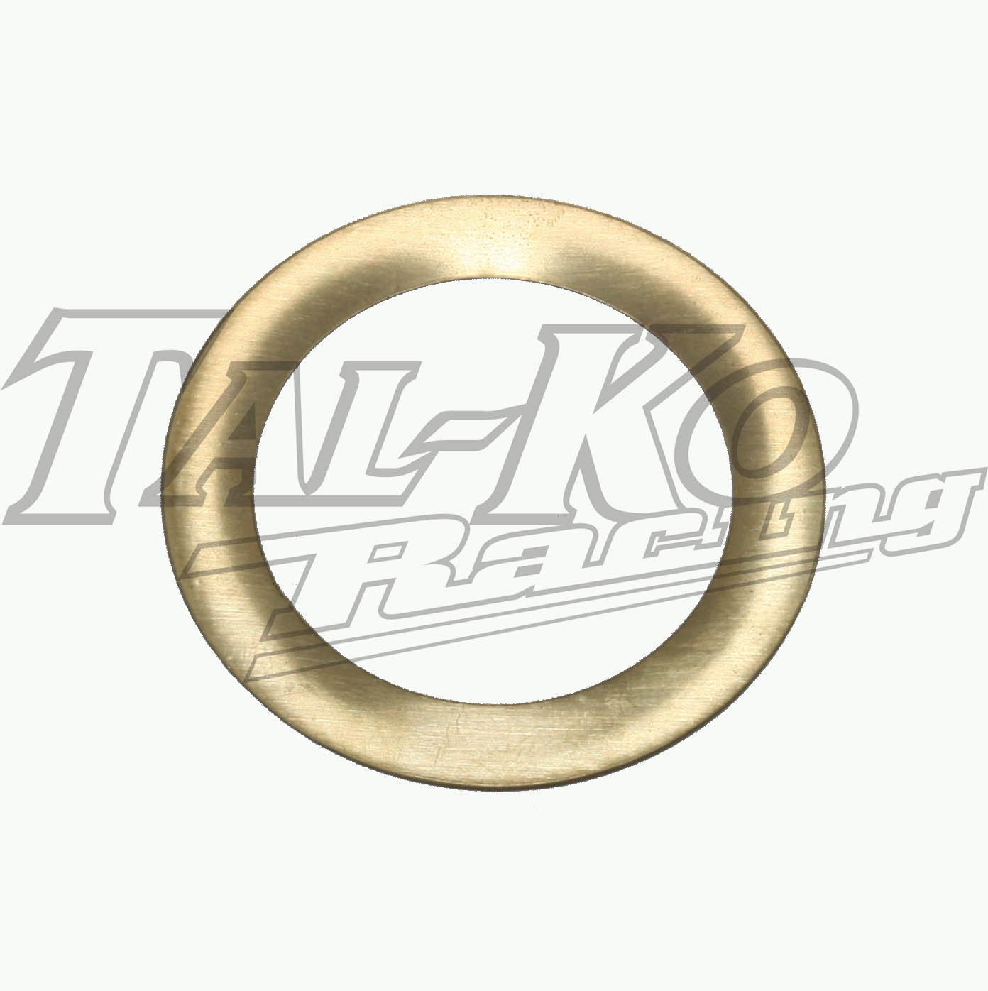 WTP60 BRASS HEAD GASKET 0.1mm