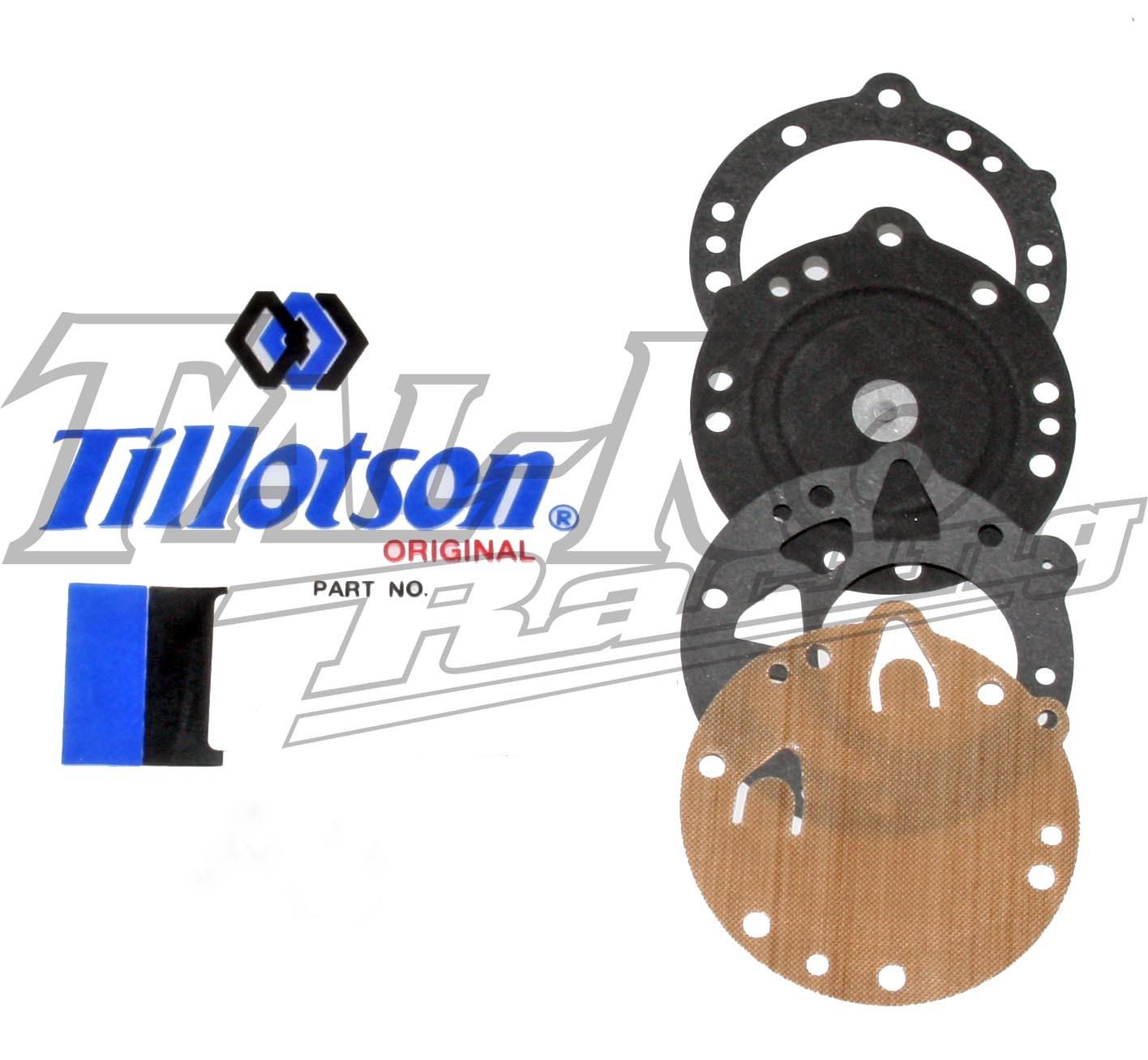 TILLOTSON HL CARB REPAIR KIT DG-1HL HALF