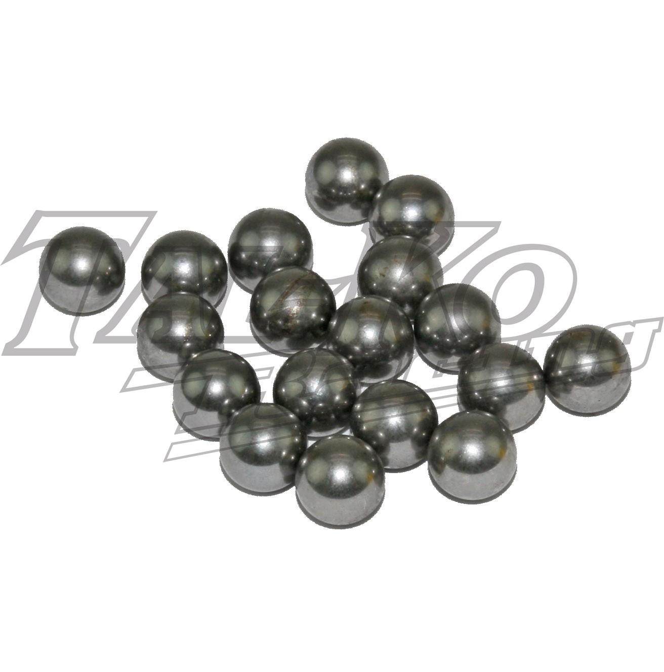 TKM K4S CLUTCH BALL BEARING 12mm SET 18