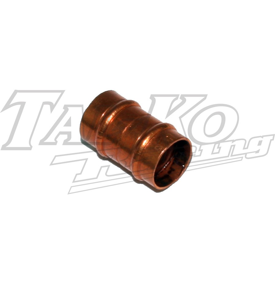 TKM K4S WATER PIPE STRAIGHT CONNECTOR TUBE