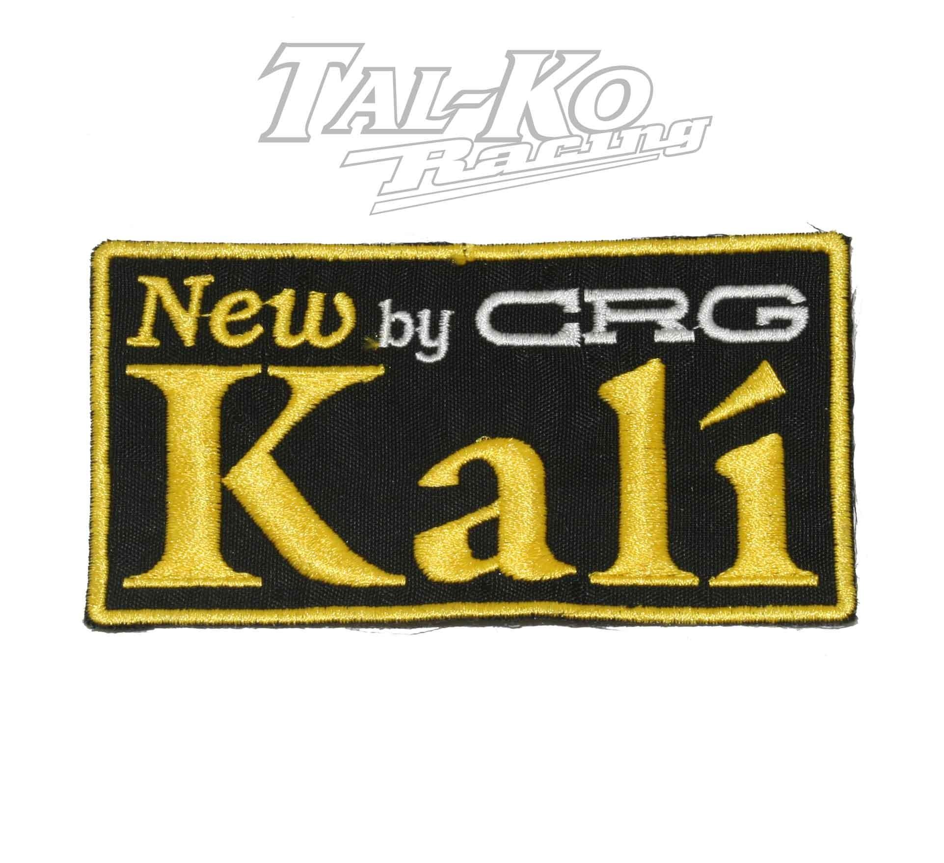 CRG KALI CLOTH RACE SUIT BADGE 120 x 65