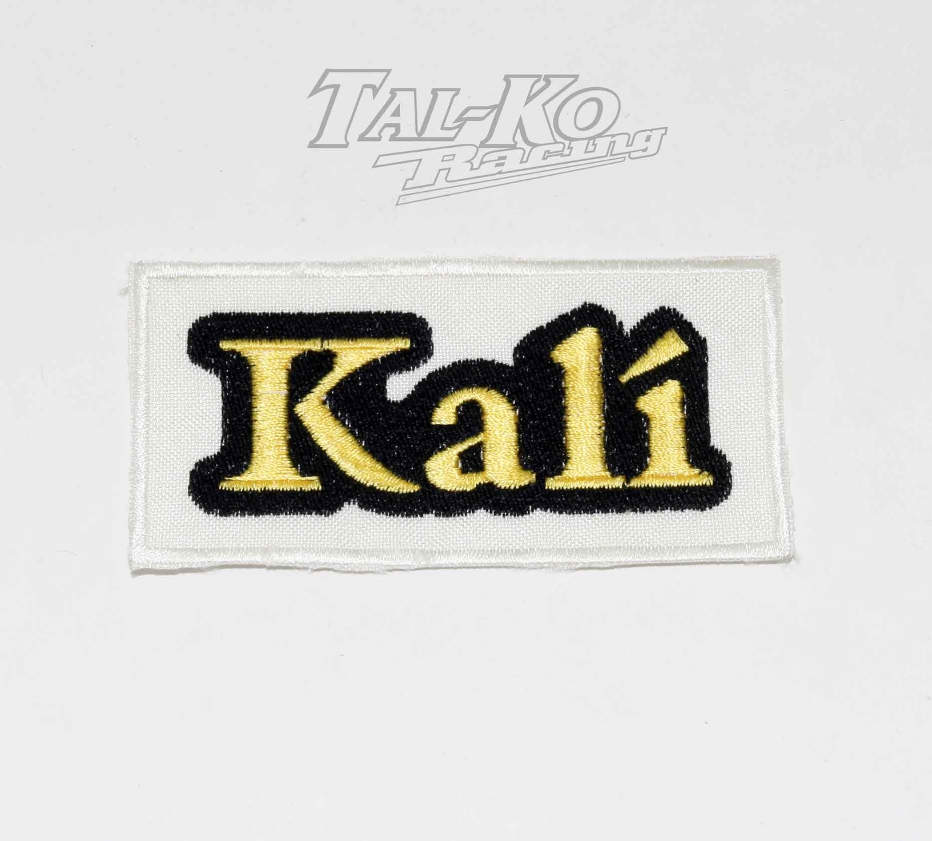 CRG KALI CLOTH RACE SUIT BADGE 100 x 50