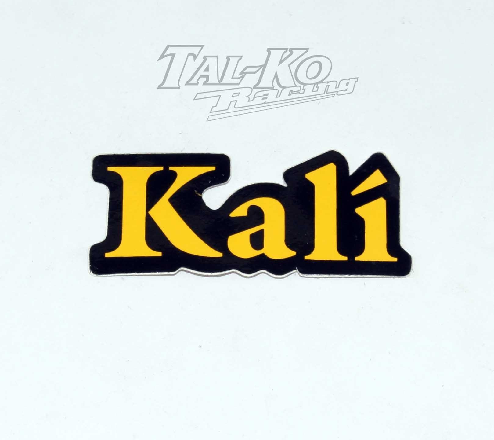 CRG KALI STICKER DECAL 83 x 34
