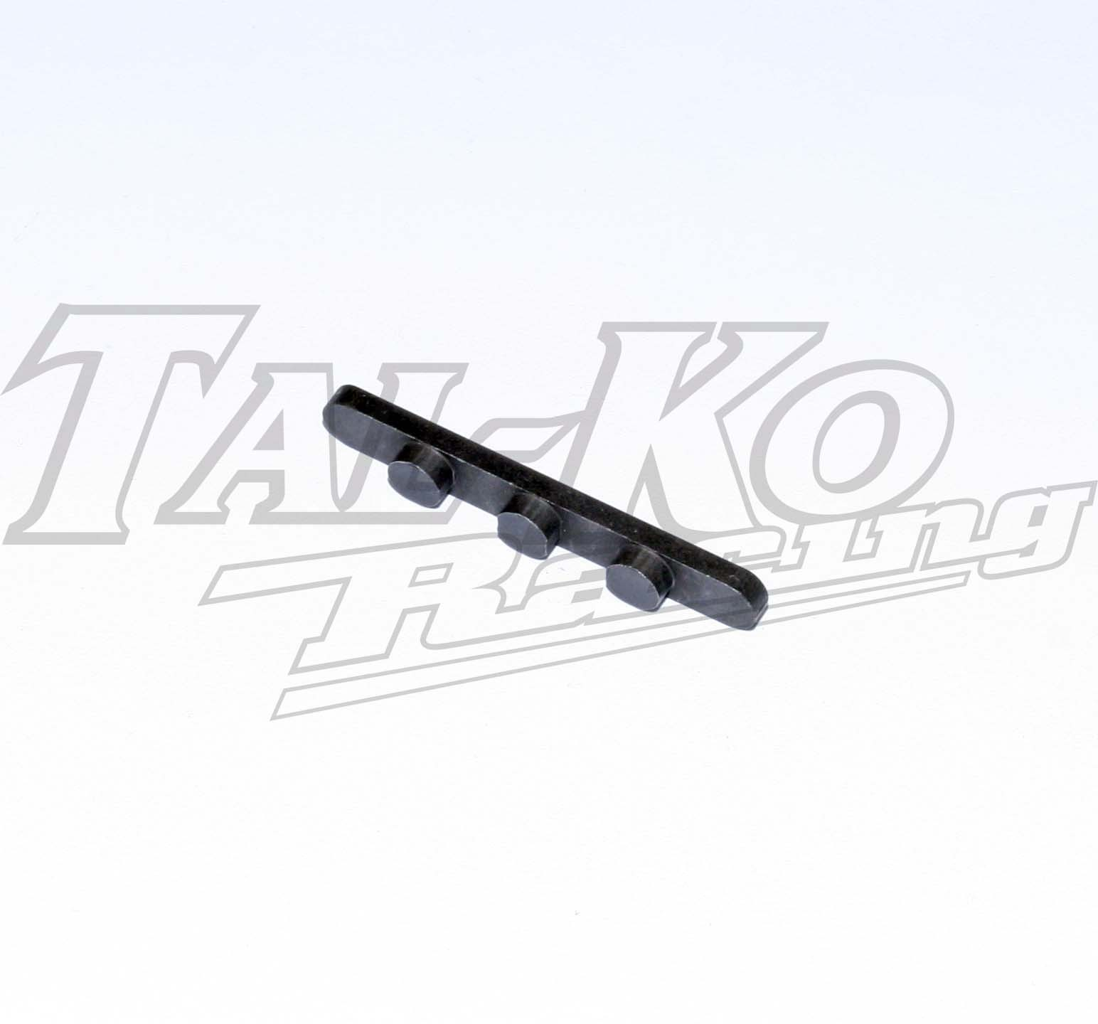 REAR AXLE KEY 3 PEG 7515