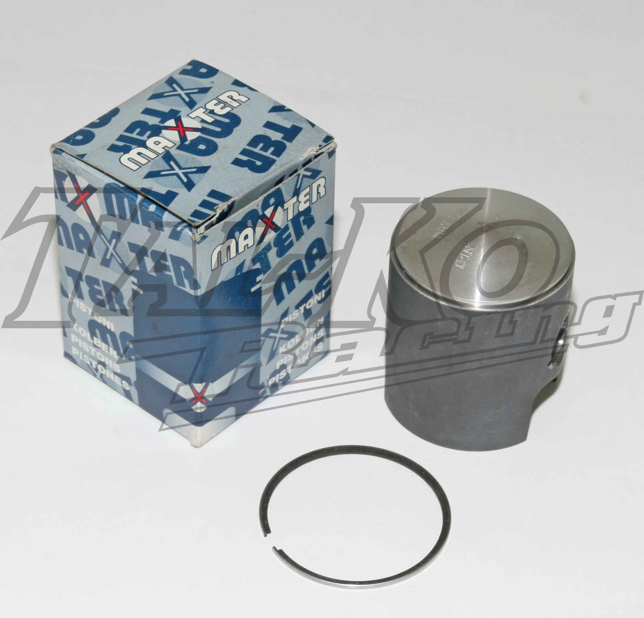 MAXTER TT PISTON COATED +  RING  49.86mm