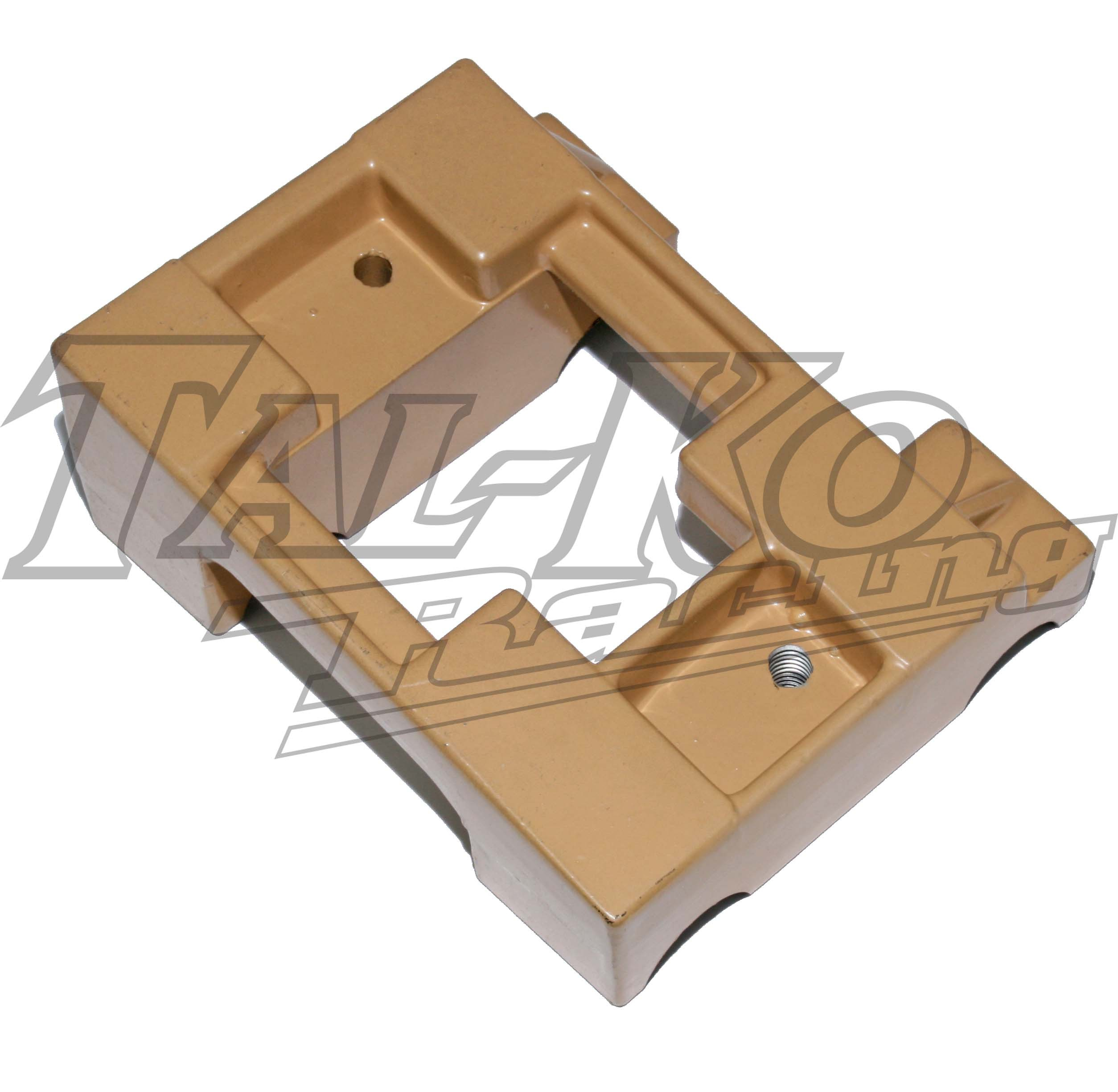 CRG MAG ENGINE MOUNT TOP PLATE 30 x 90mm Gold
