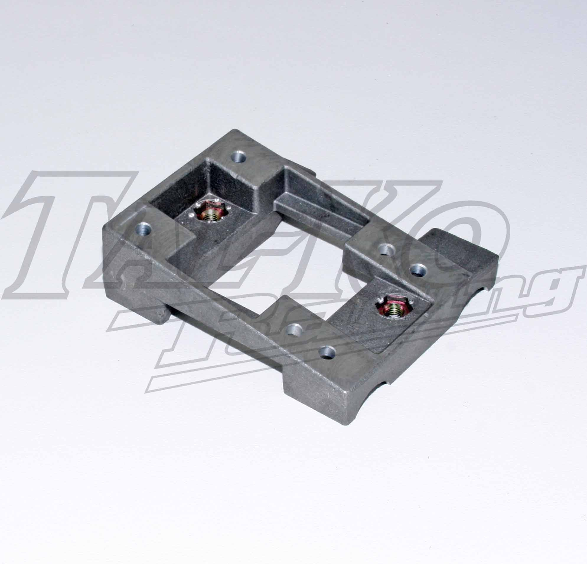 ENGINE MOUNT TOP PLATE PRE-DRILLED  STD 30 X 92MM