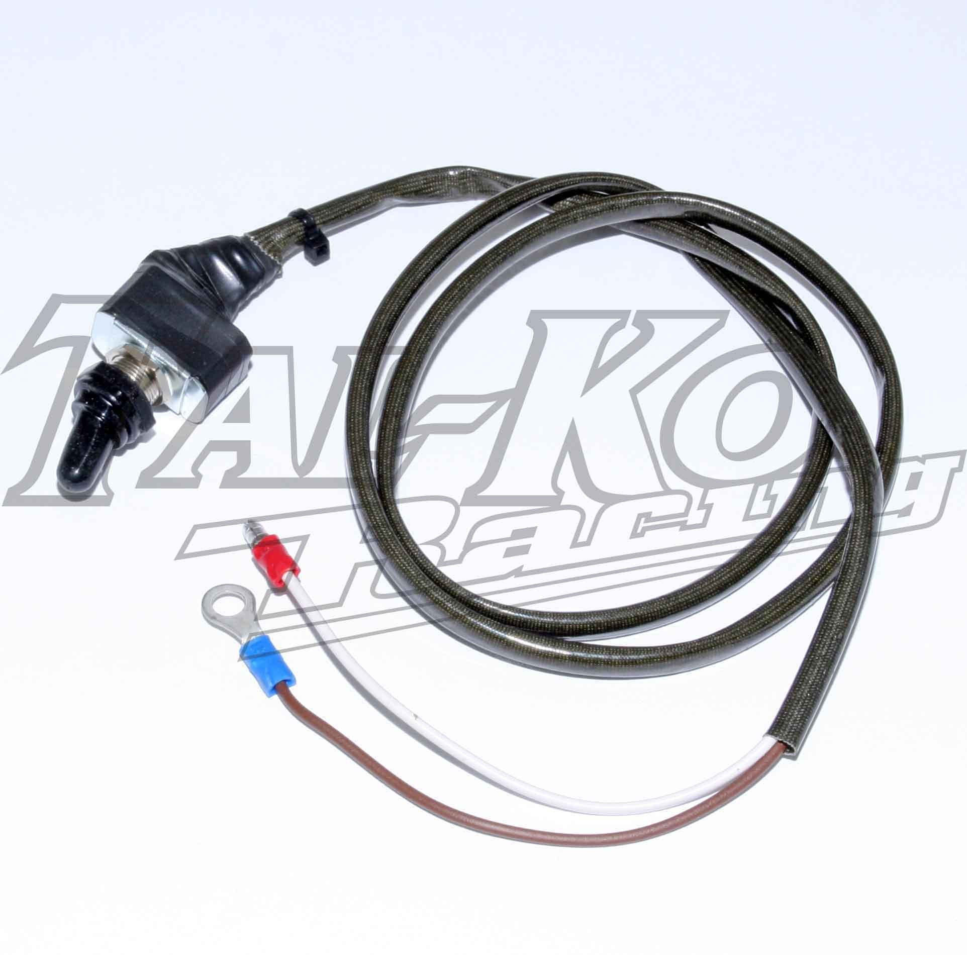 IGNITION KILL SWITCH WITH LOOM