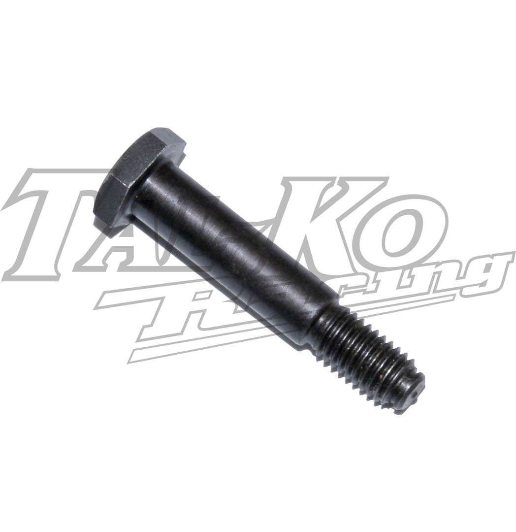 PEDAL HEX BOLT STEPPED M8 x 45 x 9mm DIA