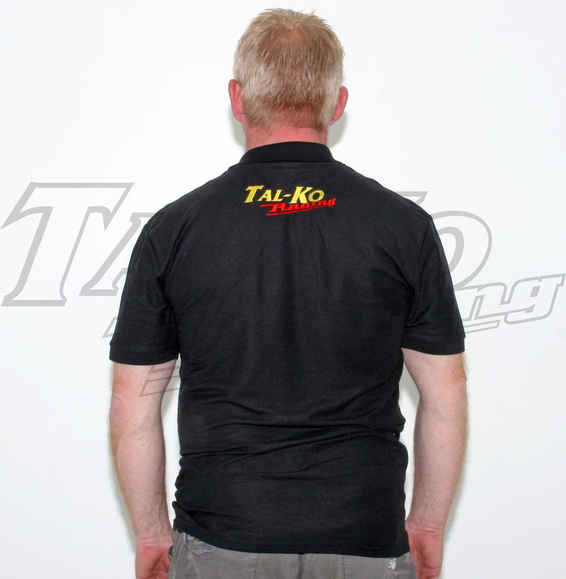 TAL-KO RACING POLO SHIRT L