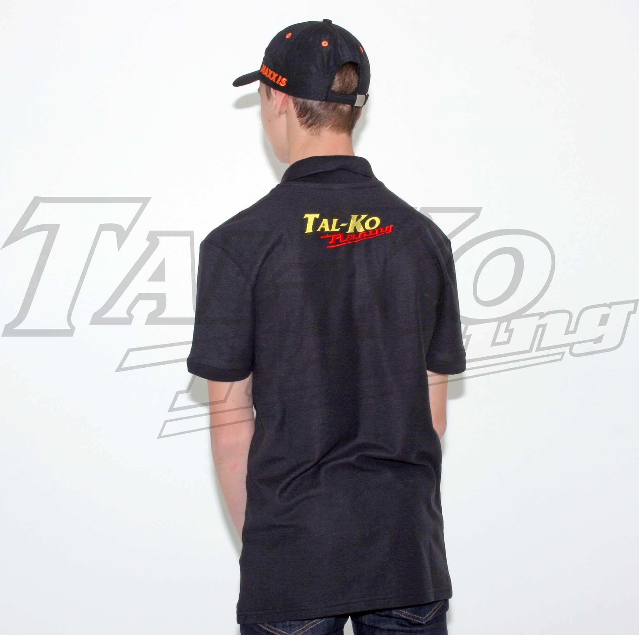 TAL-KO RACING POLO SHIRT S