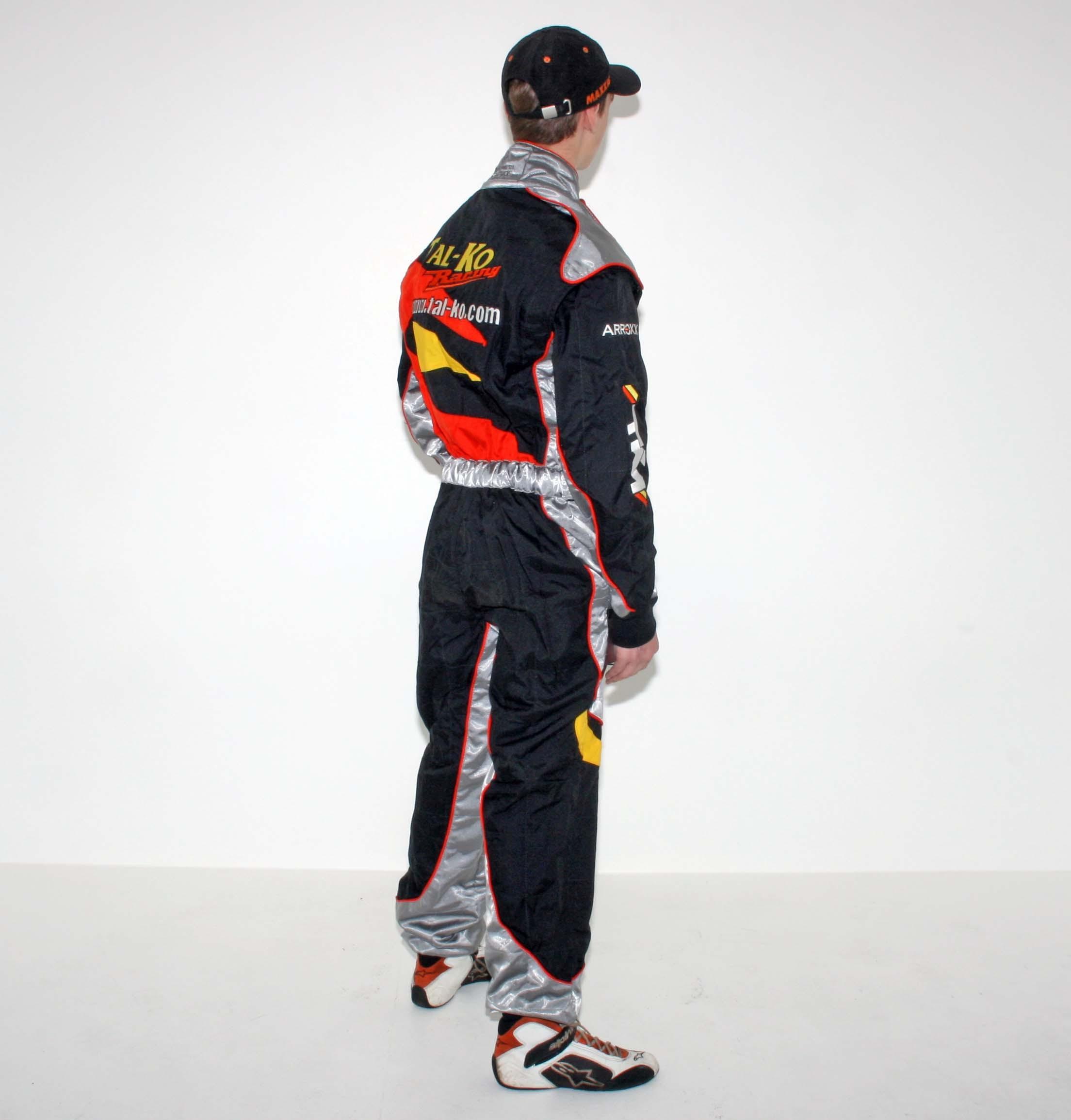 TKM RACE SUIT ARROX 40