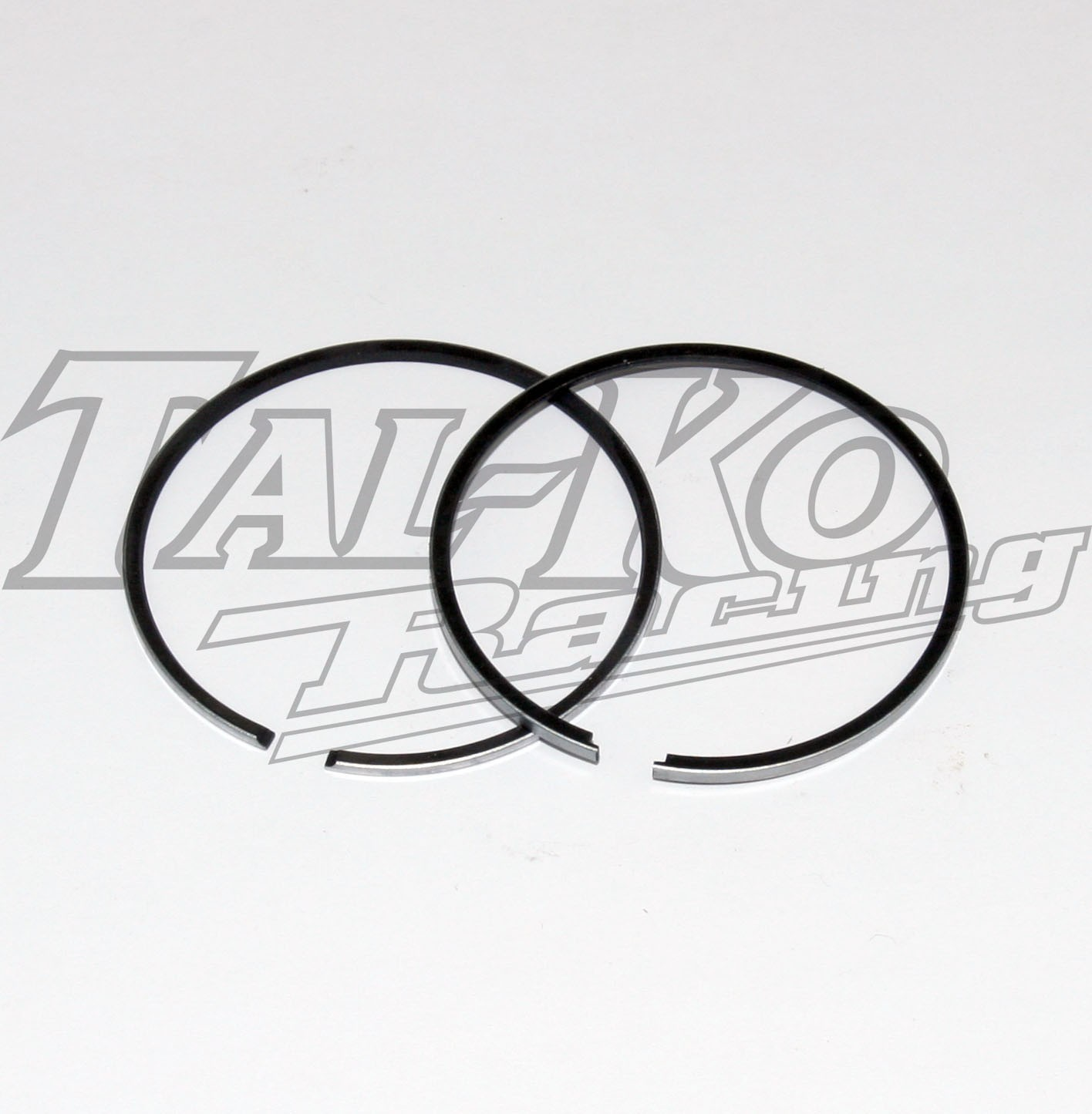 PISTON TWIN RING SET 55.40mm 135cc