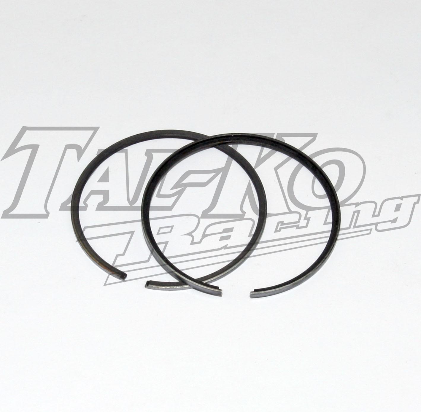 PISTON TWIN RING SET 48.00mm 100cc