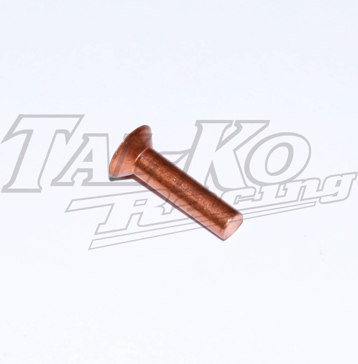 RIVET CSK COPPER M6 X 25