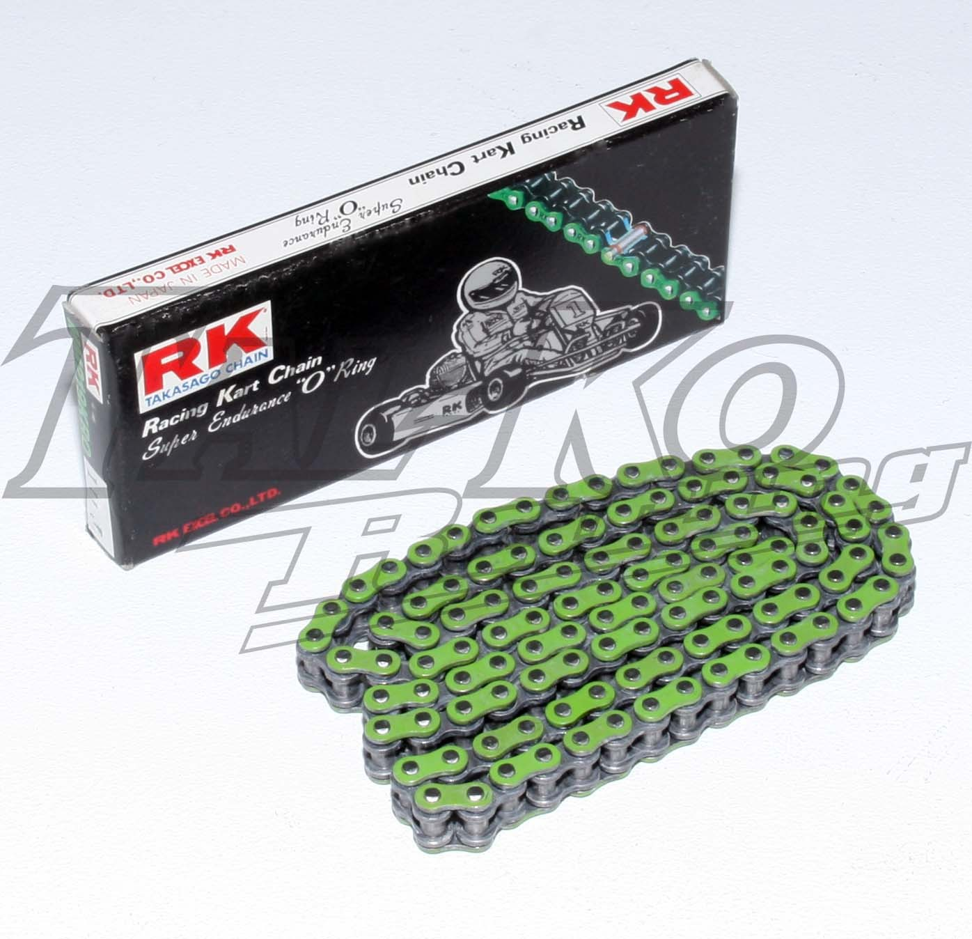 RK 219 CHAIN O-RING 106L SUPER ENDURANCE