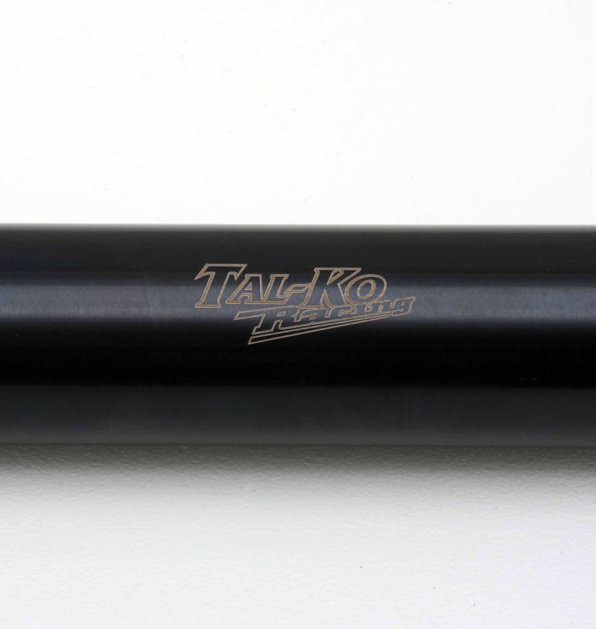 TAL-KO REAR AXLE 50MM x 102 MH BLACK