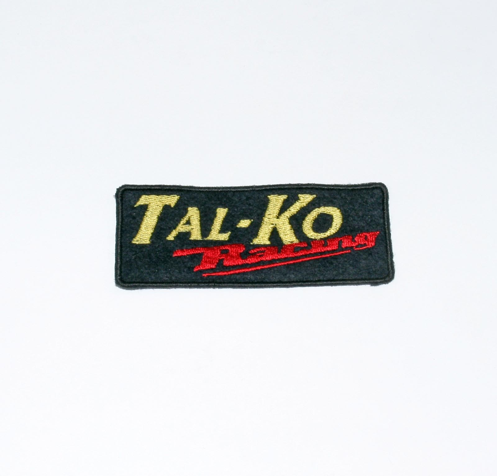 TAL-KO RACING RACESUIT BADGE 107 x 42