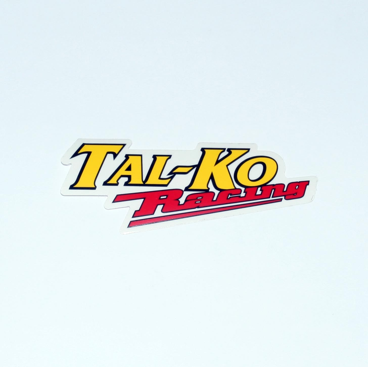 TAL-KO RACING STICKER DECAL 125 x 50