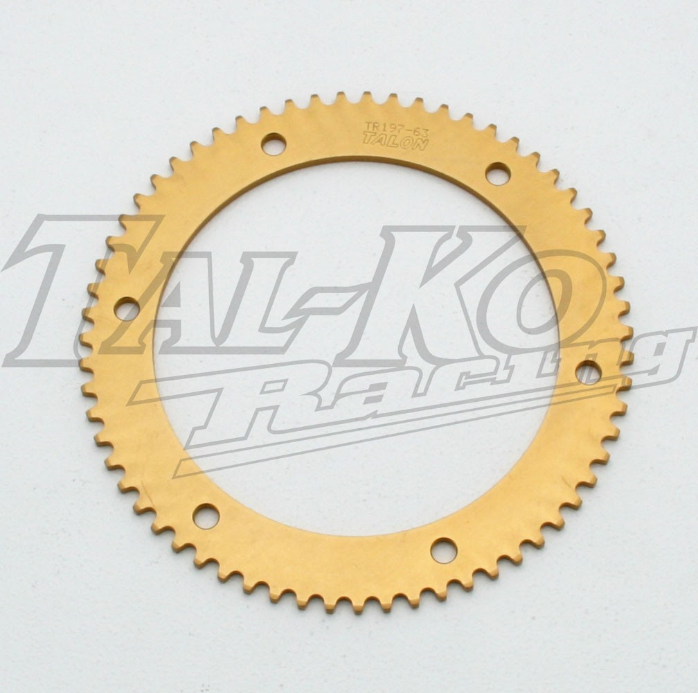 TALON AXLE SPROCKET 219 63T G