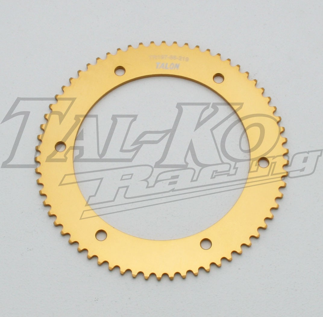 TALON AXLE SPROCKET 219 66T G