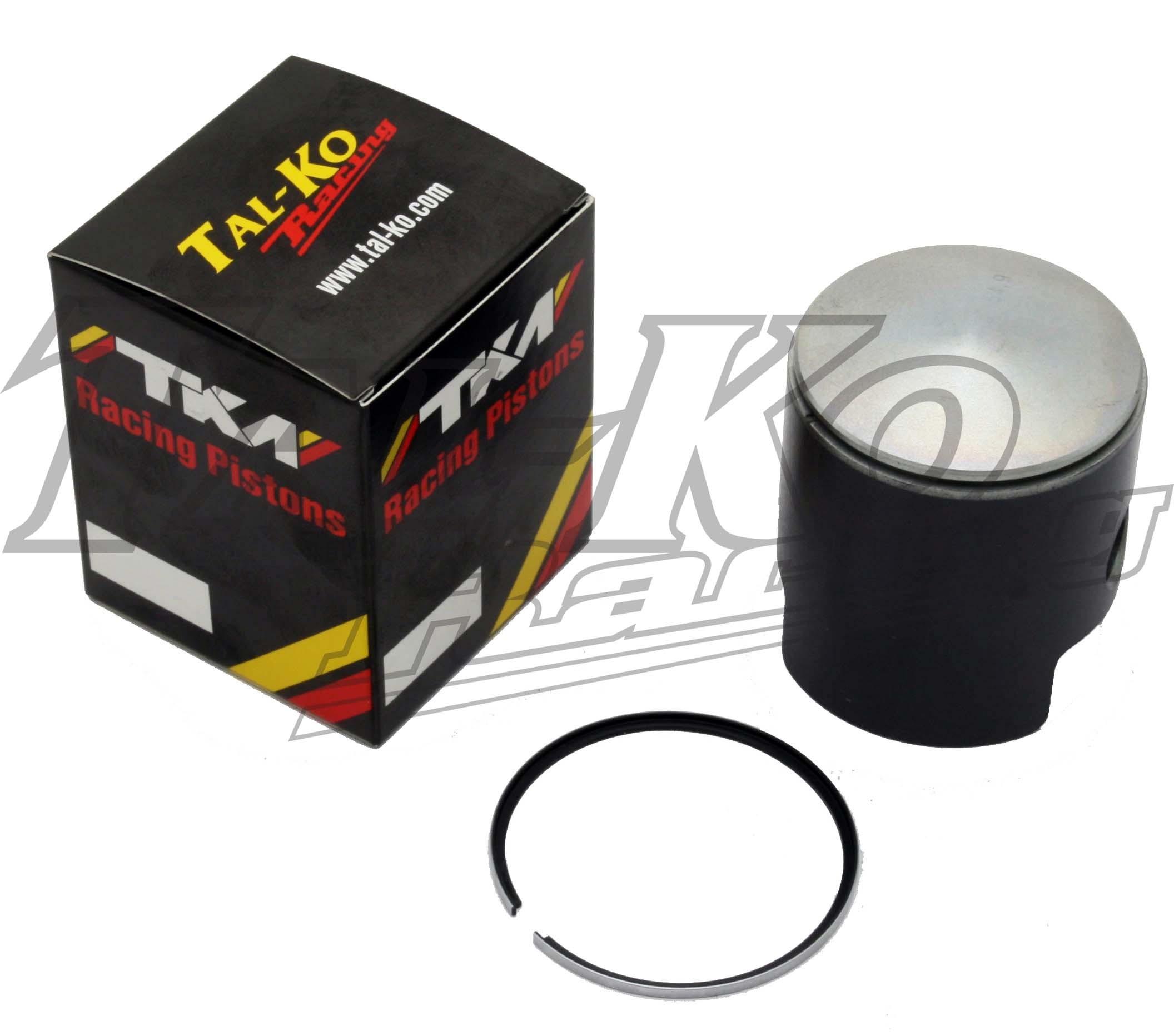 TKM TT PISTON COATED + SINGLE RING 55.50mm