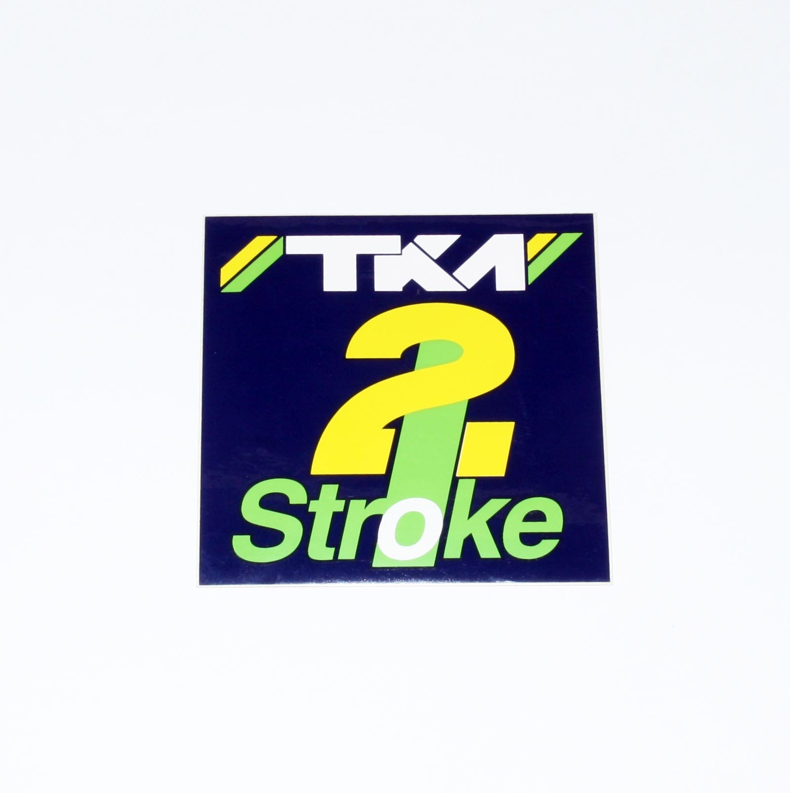 TKM 2 STROKE STICKER DECAL 100 x 100