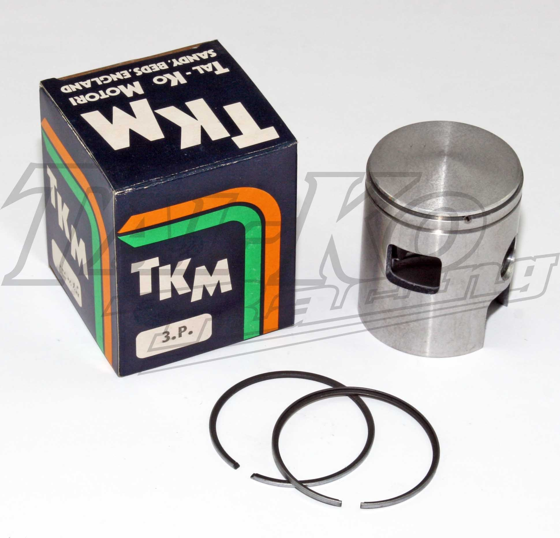 TKM 3P PISTON + TWIN RING SET 48.20mm