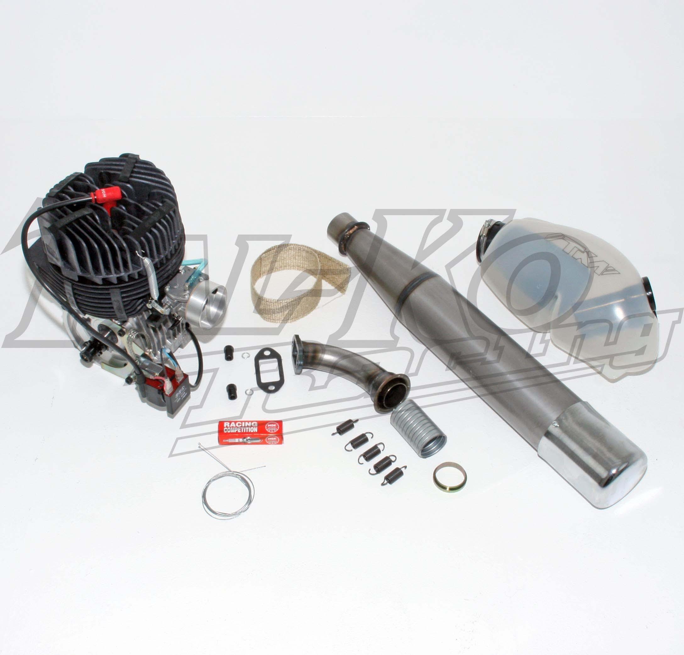 Tkm Bt82 100cc Junior Engine Direct Drive
