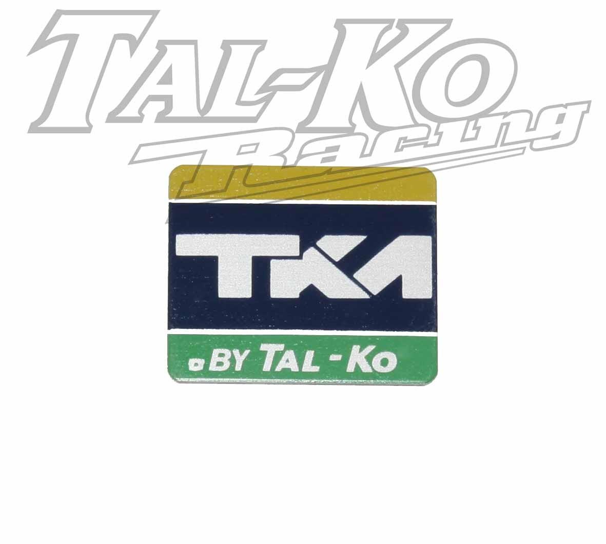 TKM KA100 HEAD BADGE