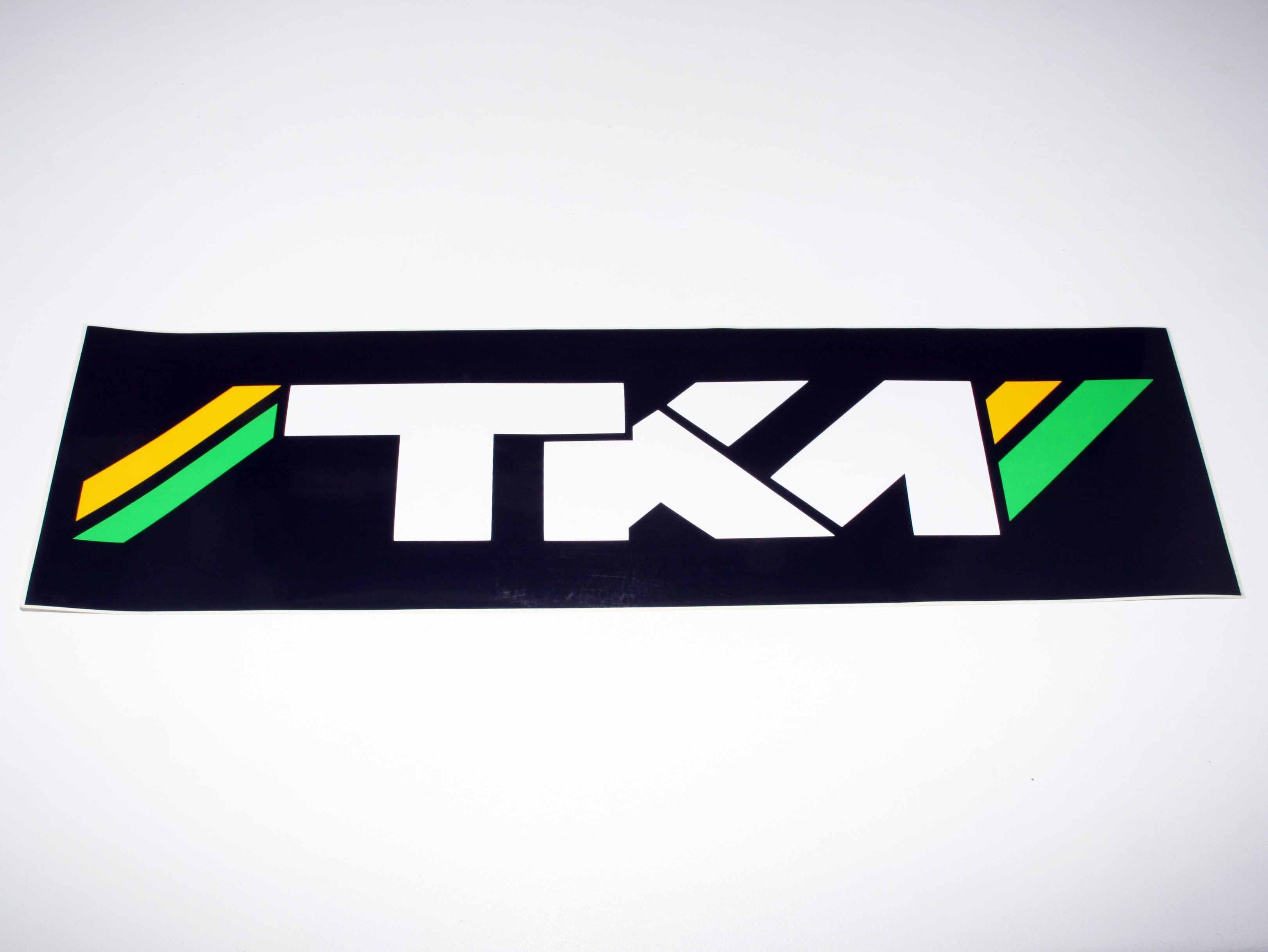 TKM STICKER DECAL 680 x 185