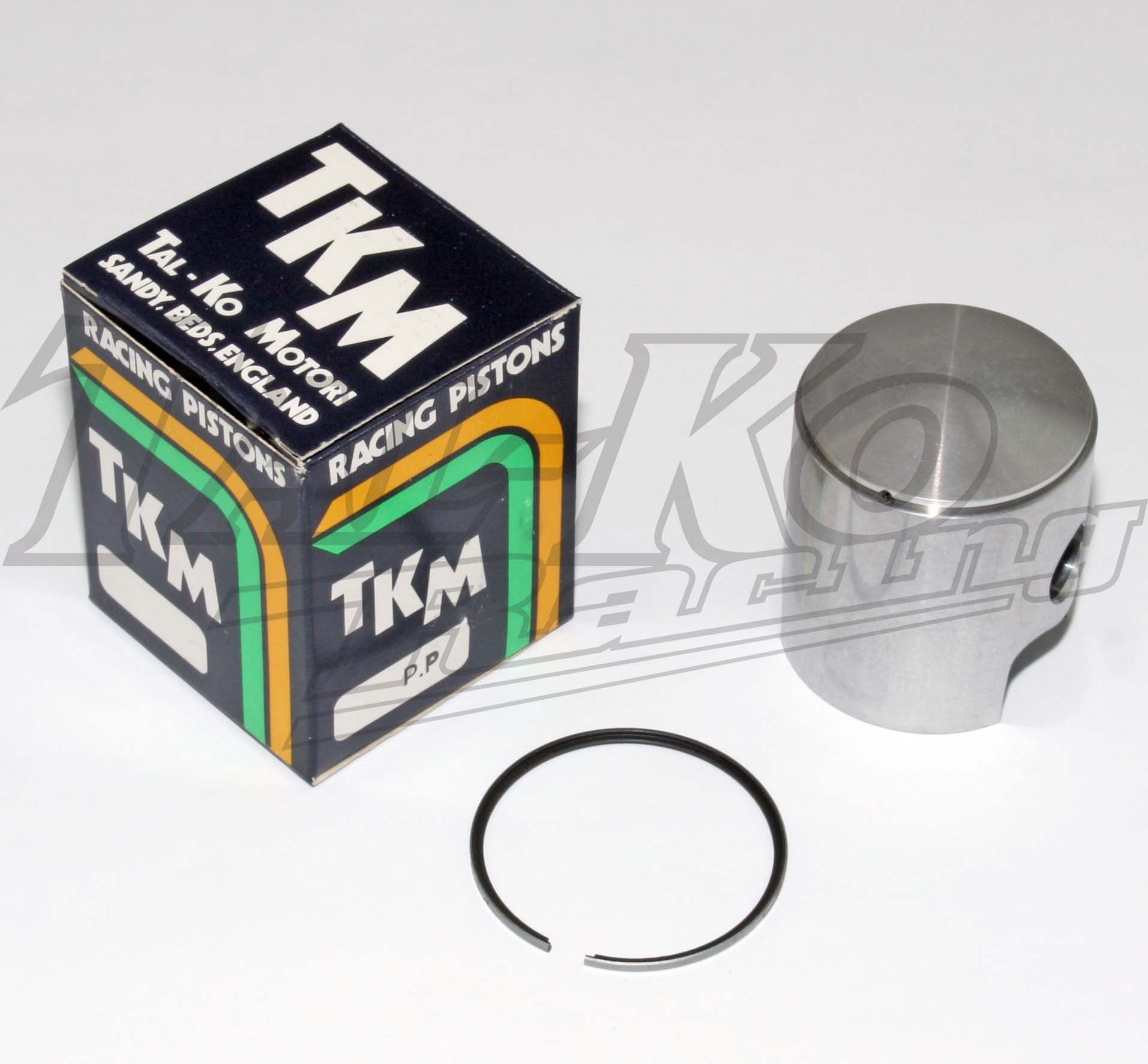TKM PP PISTON UNCOATED +  RING  49.92mm